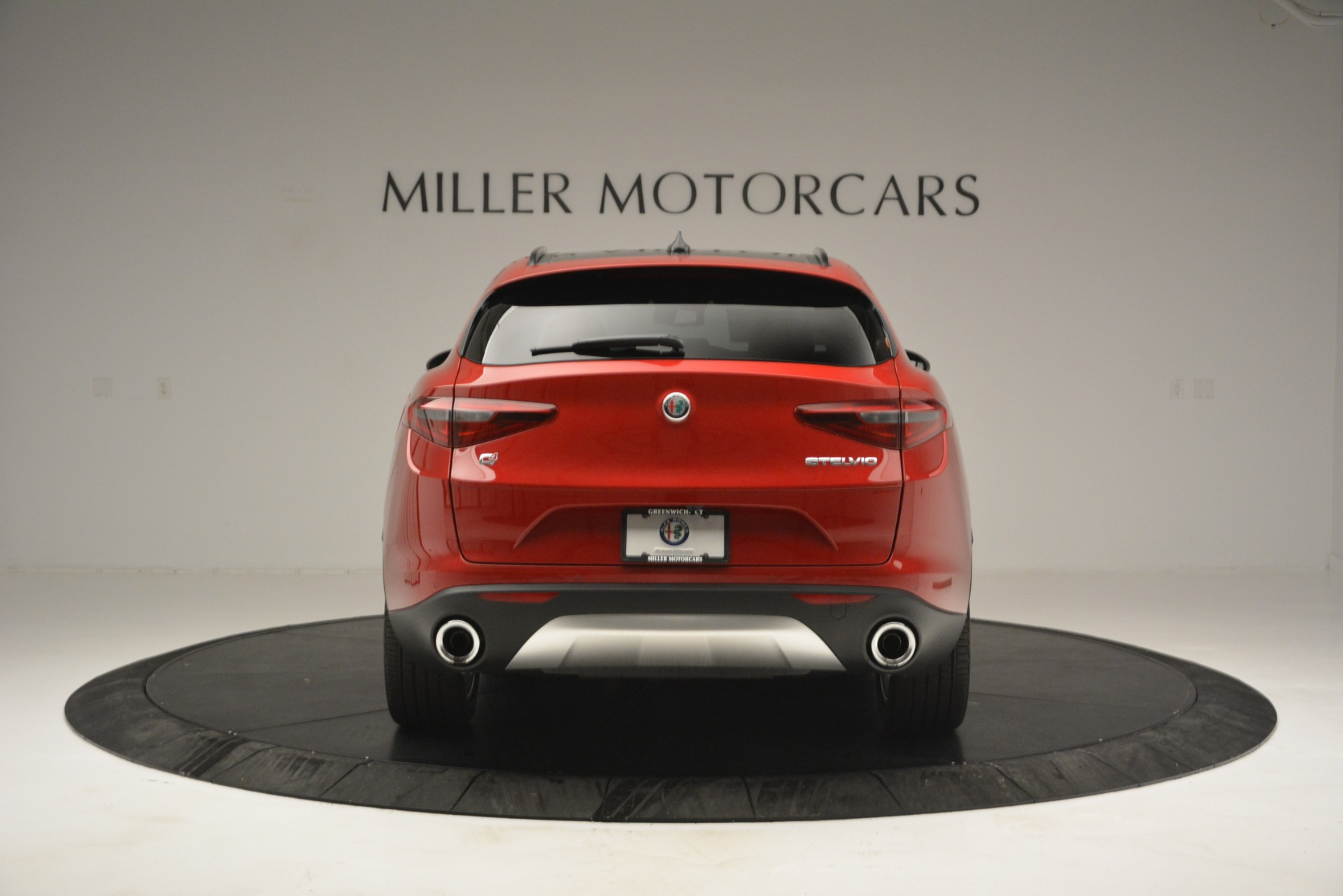 New 2019 Alfa Romeo Stelvio Ti Sport Q4 For Sale In Greenwich, CT. Alfa Romeo of Greenwich, LW270 2749_p6
