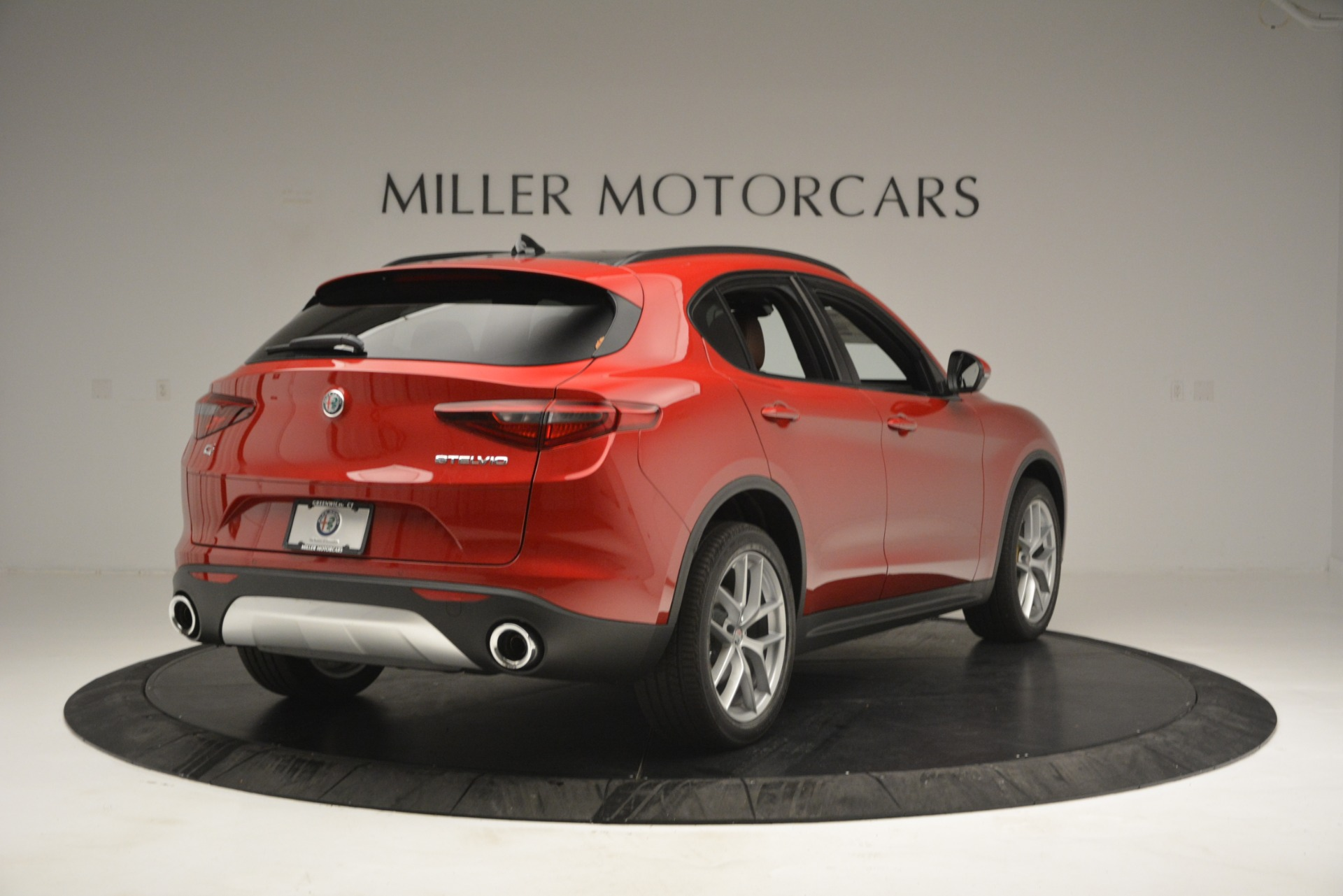 New 2019 Alfa Romeo Stelvio Ti Sport Q4 For Sale In Greenwich, CT. Alfa Romeo of Greenwich, LW270 2749_p7
