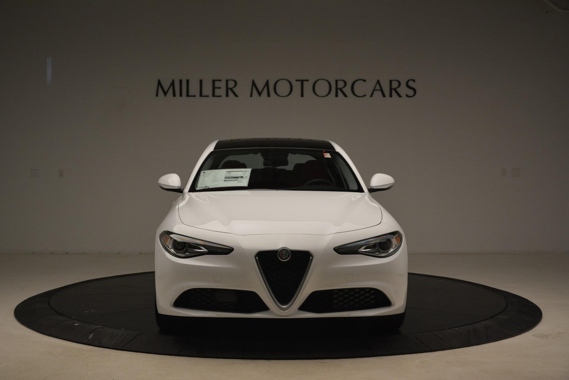 New 2019 Alfa Romeo Giulia Q4 For Sale In Greenwich, CT. Alfa Romeo of Greenwich, LW277 2754_p12