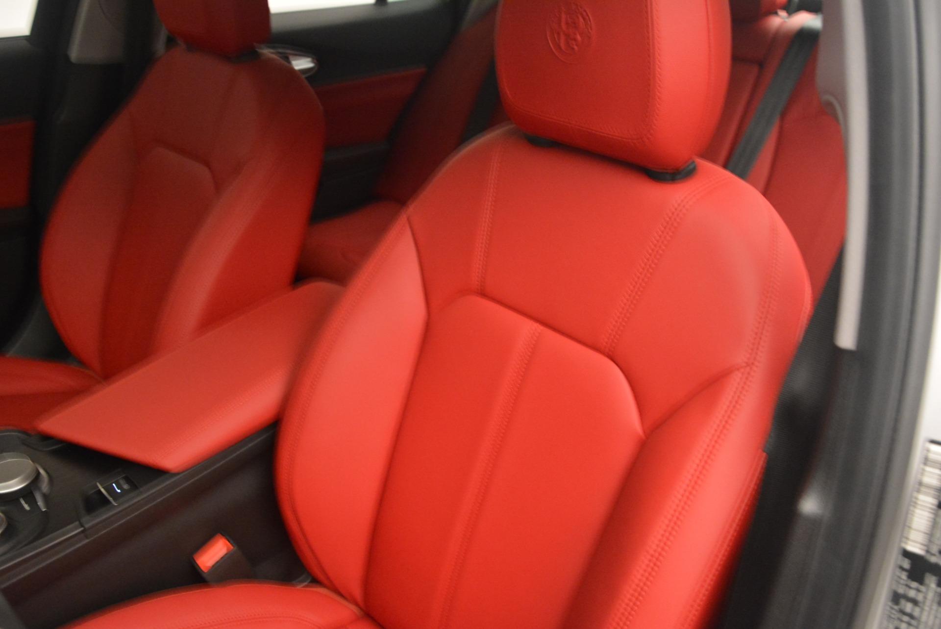 New 2019 Alfa Romeo Giulia Q4 For Sale In Greenwich, CT. Alfa Romeo of Greenwich, LW277 2754_p15