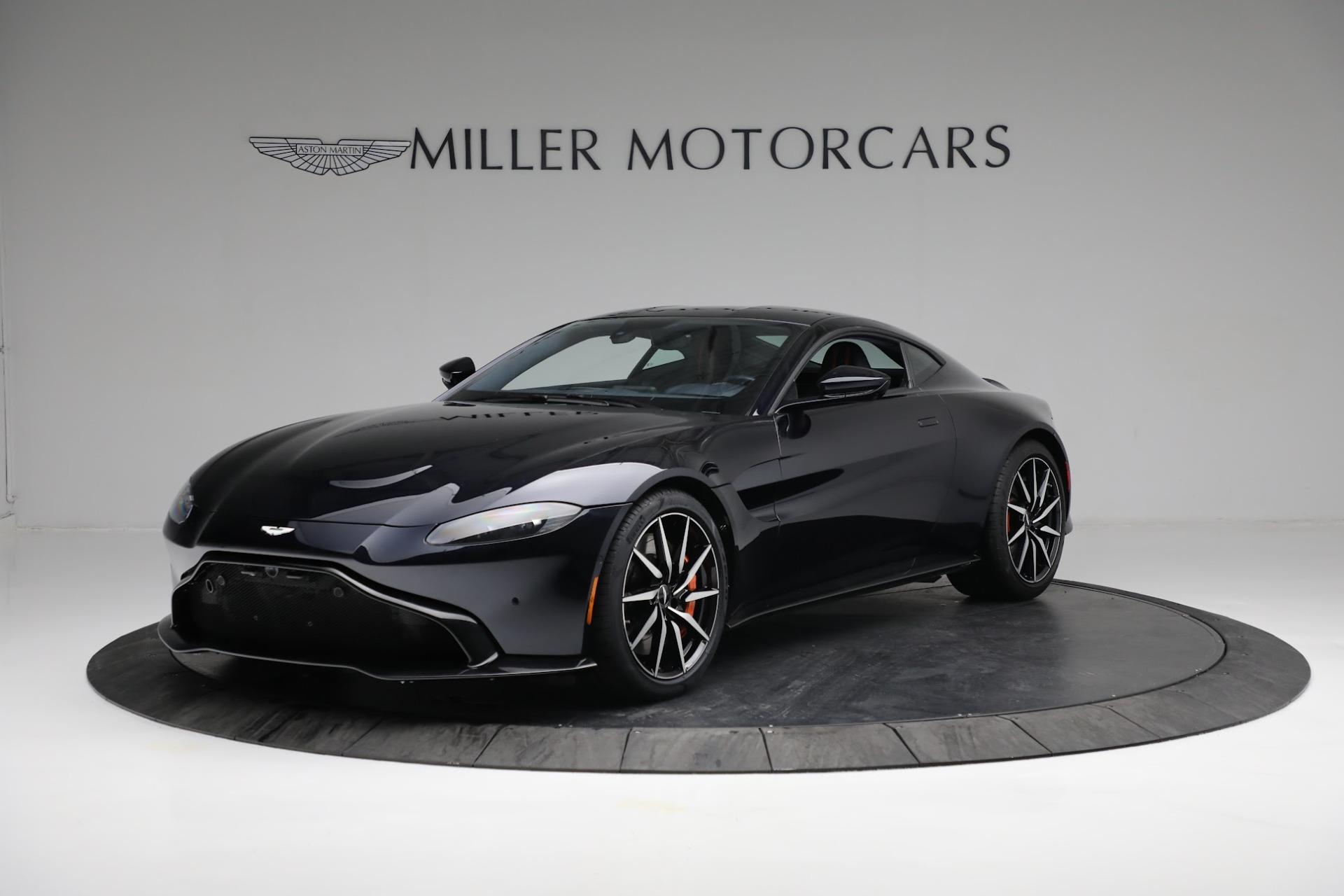 New 2019 Aston Martin Vantage  For Sale In Greenwich, CT. Alfa Romeo of Greenwich, A1321 2756_main