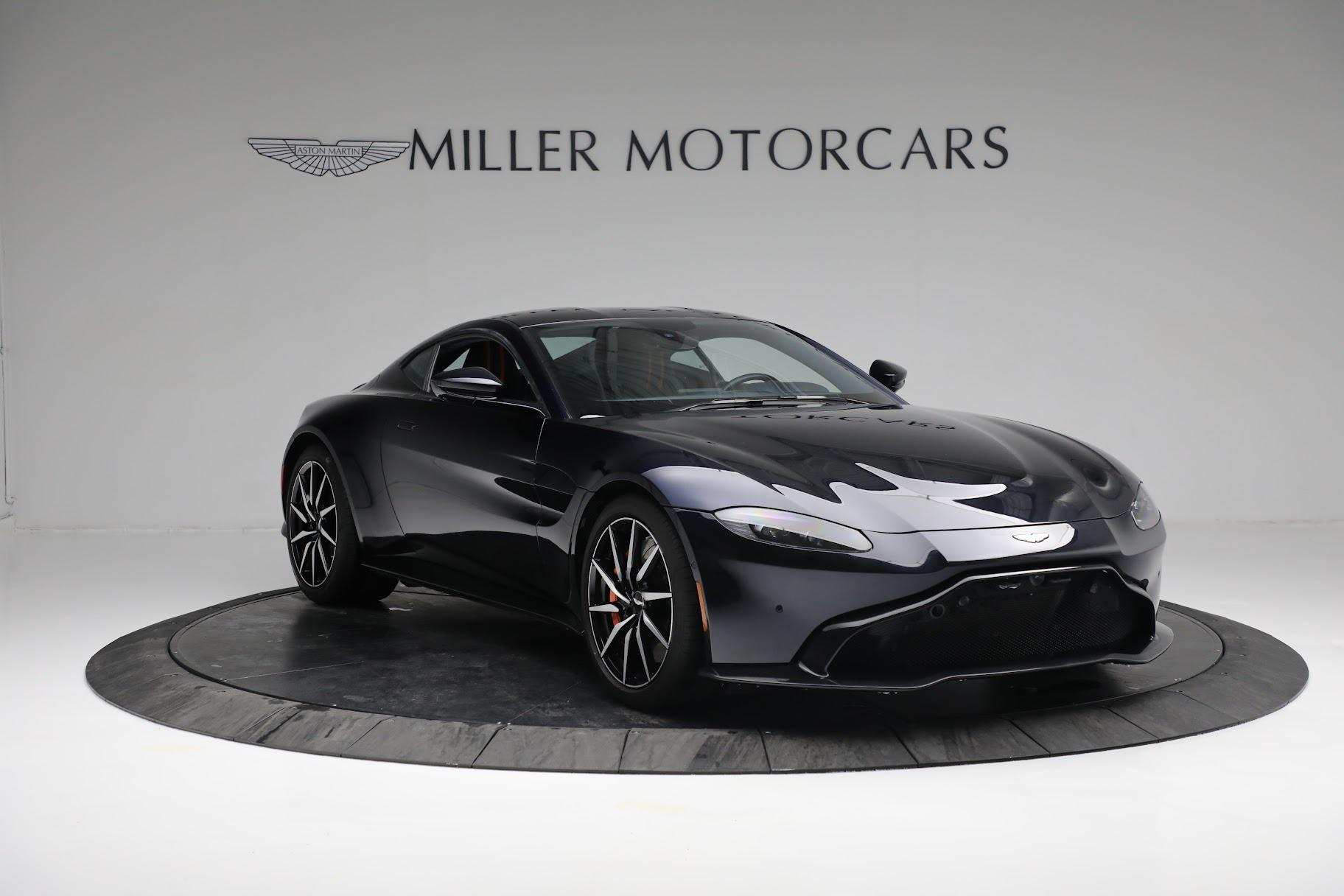 New 2019 Aston Martin Vantage  For Sale In Greenwich, CT. Alfa Romeo of Greenwich, A1321 2756_p10