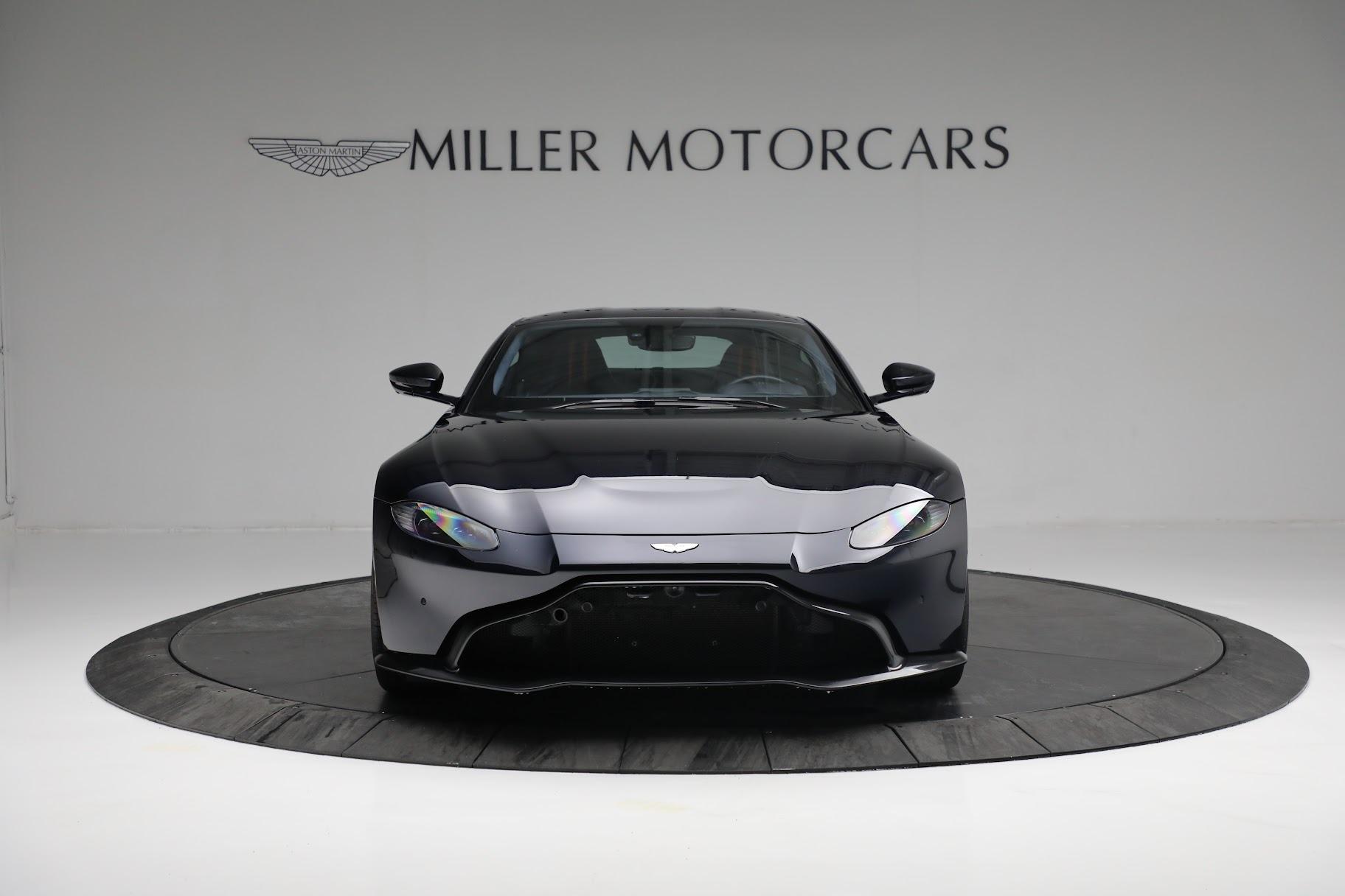 New 2019 Aston Martin Vantage  For Sale In Greenwich, CT. Alfa Romeo of Greenwich, A1321 2756_p11