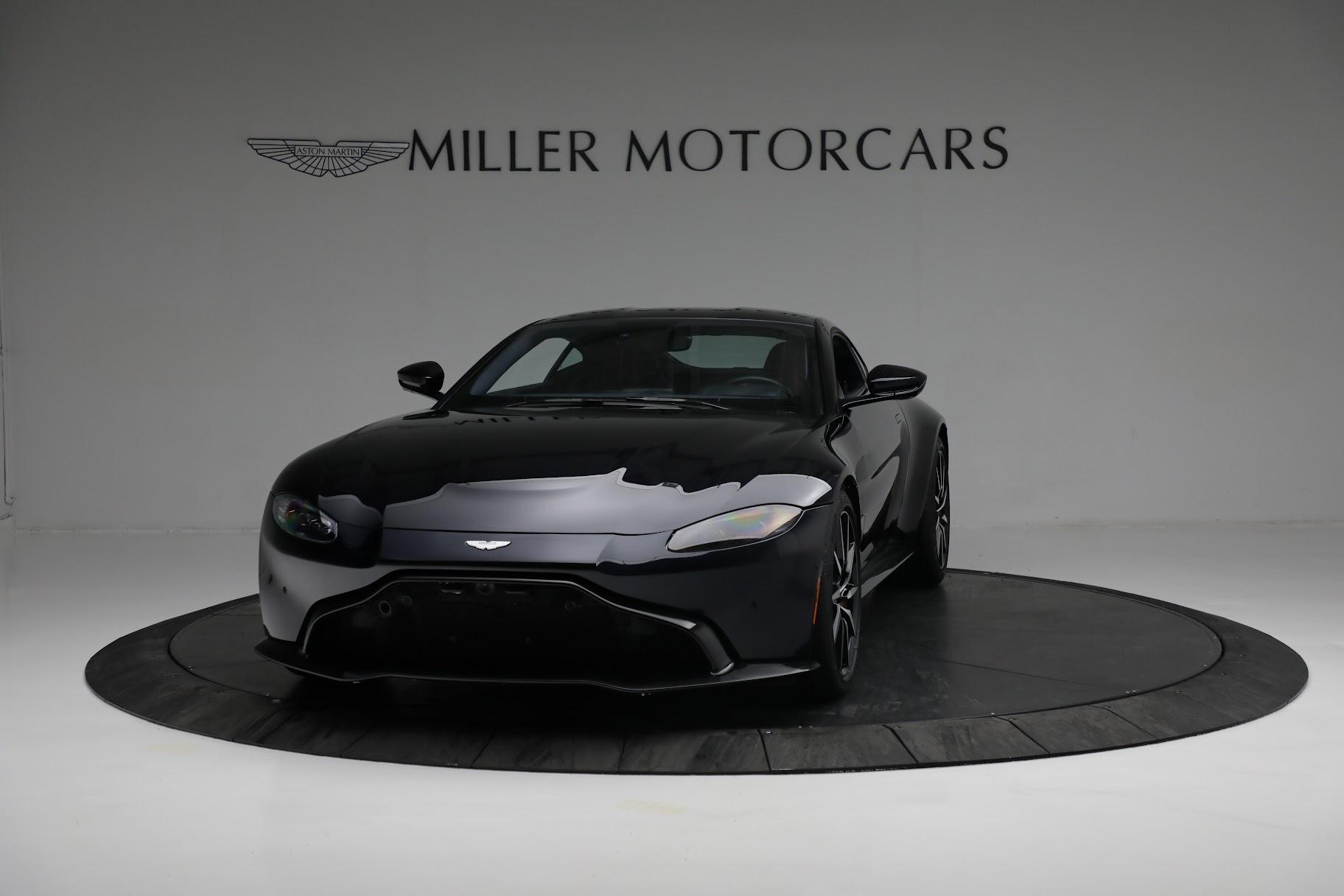 New 2019 Aston Martin Vantage  For Sale In Greenwich, CT. Alfa Romeo of Greenwich, A1321 2756_p12