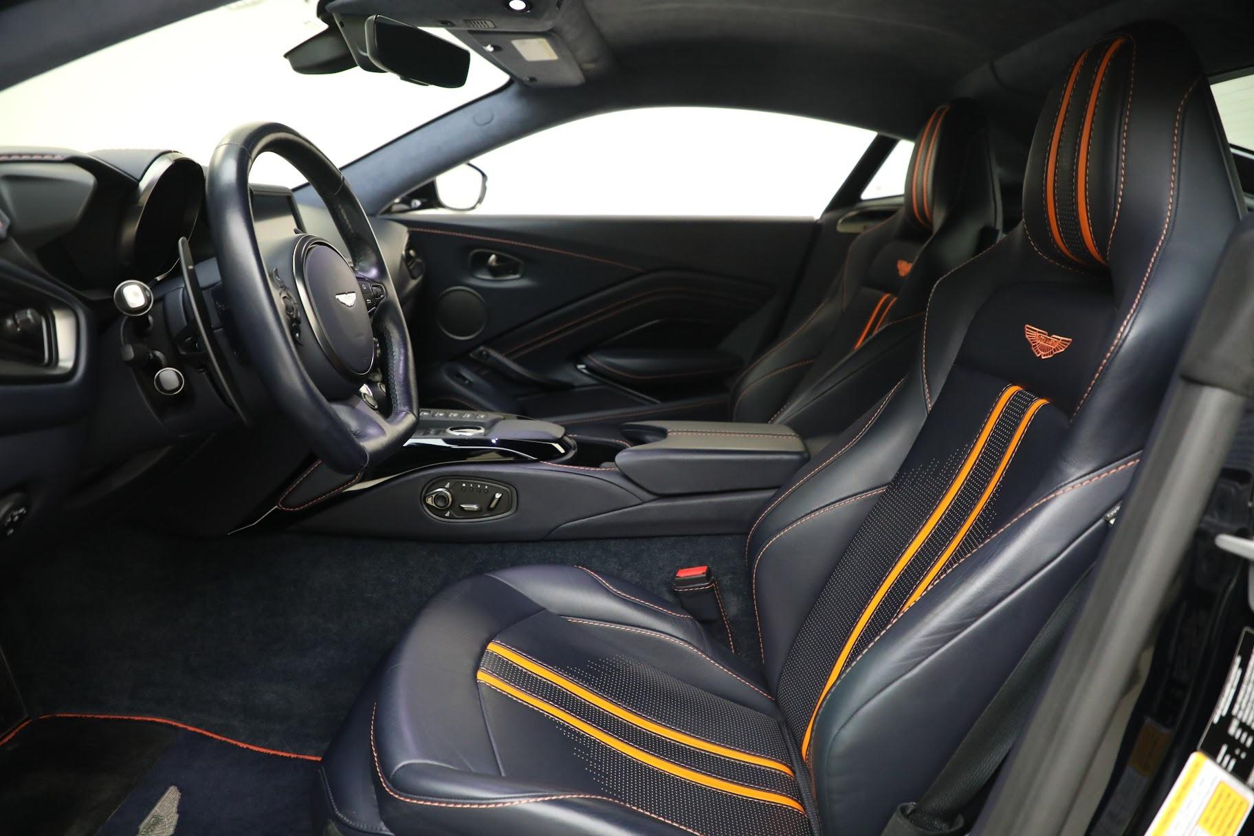 New 2019 Aston Martin Vantage  For Sale In Greenwich, CT. Alfa Romeo of Greenwich, A1321 2756_p13