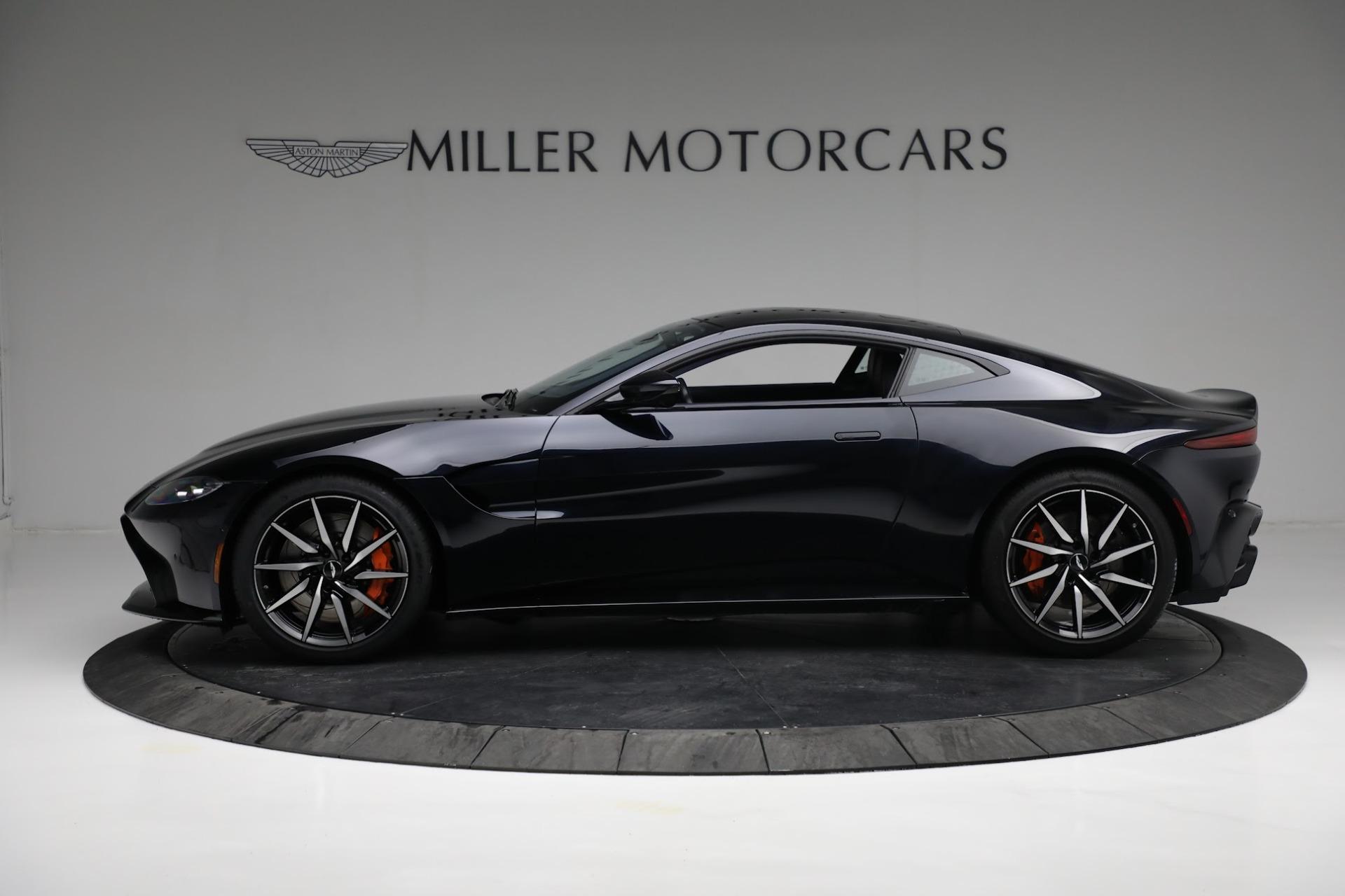 New 2019 Aston Martin Vantage  For Sale In Greenwich, CT. Alfa Romeo of Greenwich, A1321 2756_p2