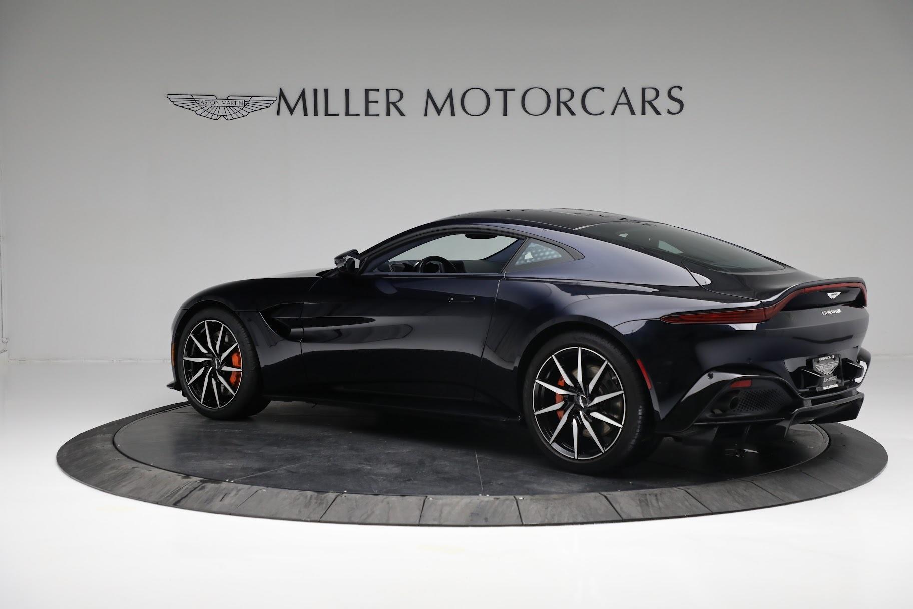 New 2019 Aston Martin Vantage  For Sale In Greenwich, CT. Alfa Romeo of Greenwich, A1321 2756_p3