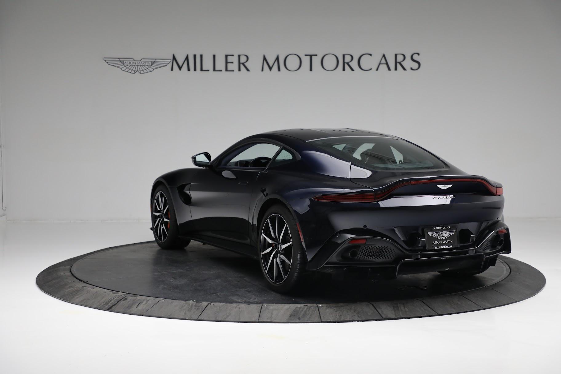 New 2019 Aston Martin Vantage  For Sale In Greenwich, CT. Alfa Romeo of Greenwich, A1321 2756_p4