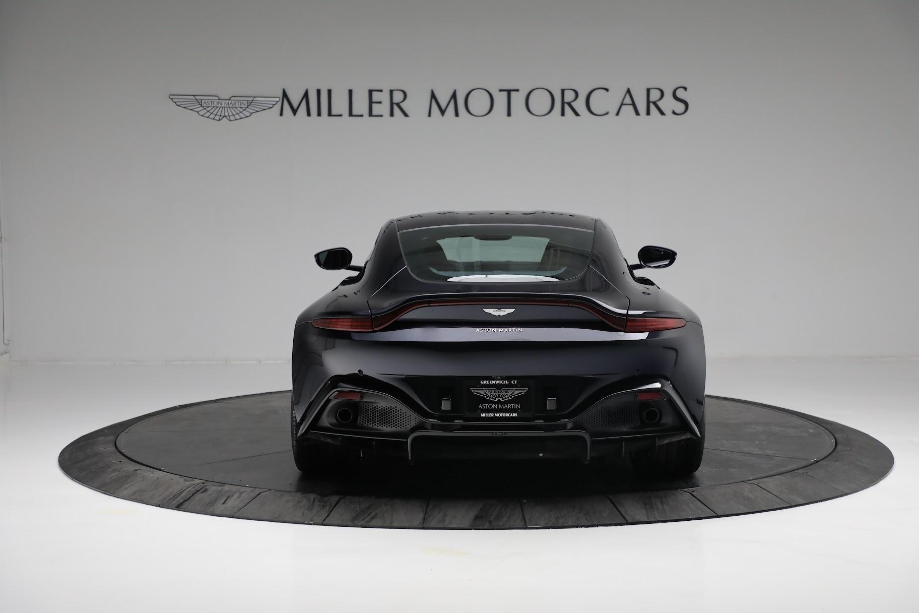 New 2019 Aston Martin Vantage  For Sale In Greenwich, CT. Alfa Romeo of Greenwich, A1321 2756_p5