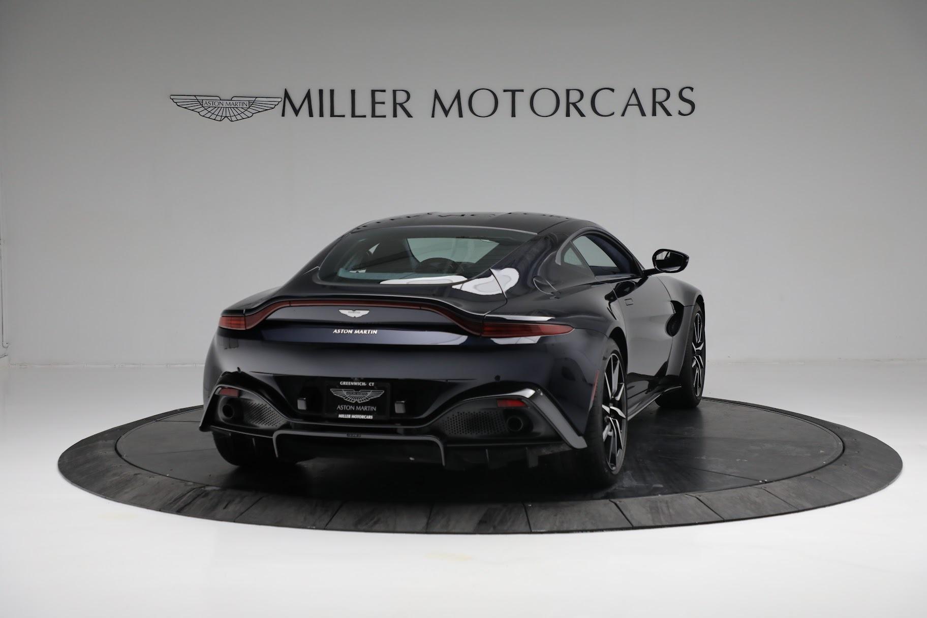 New 2019 Aston Martin Vantage  For Sale In Greenwich, CT. Alfa Romeo of Greenwich, A1321 2756_p6