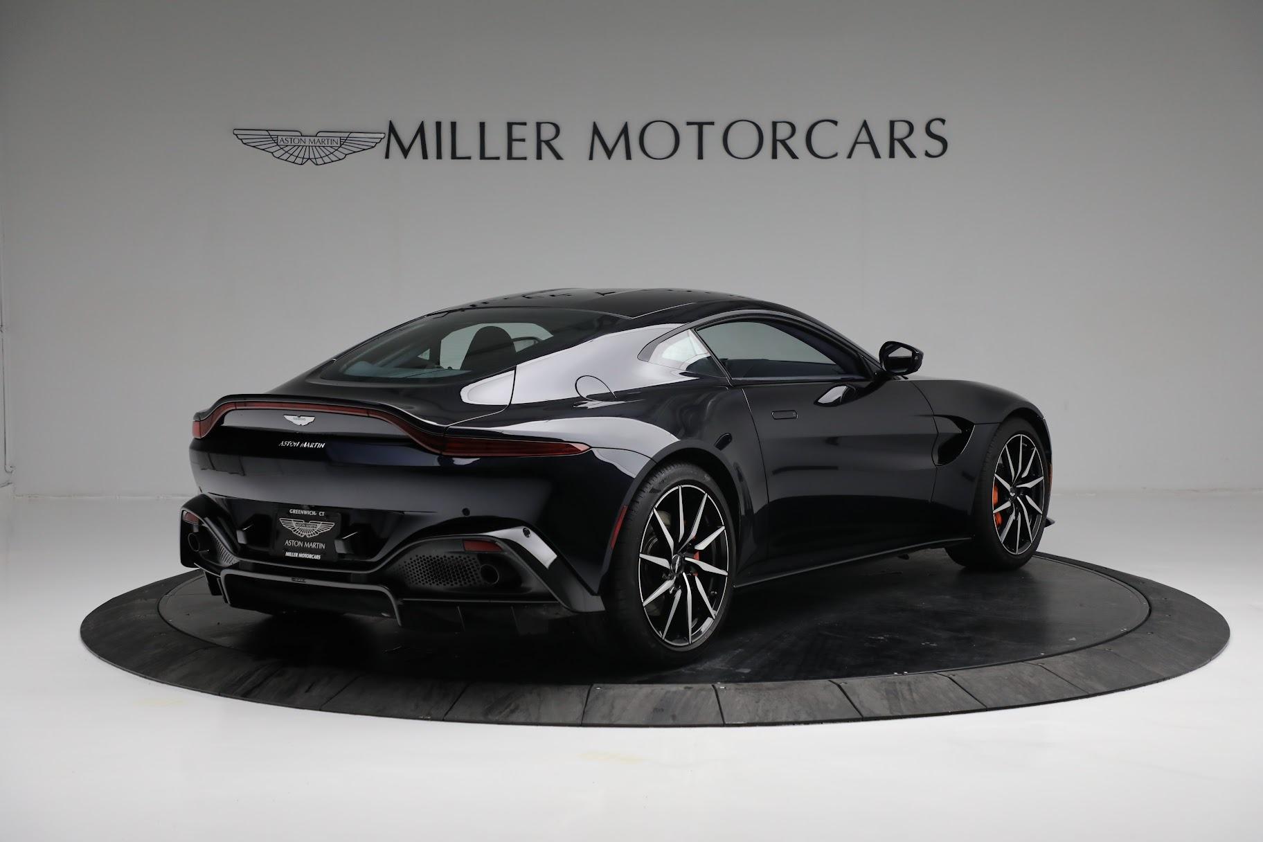 New 2019 Aston Martin Vantage  For Sale In Greenwich, CT. Alfa Romeo of Greenwich, A1321 2756_p7