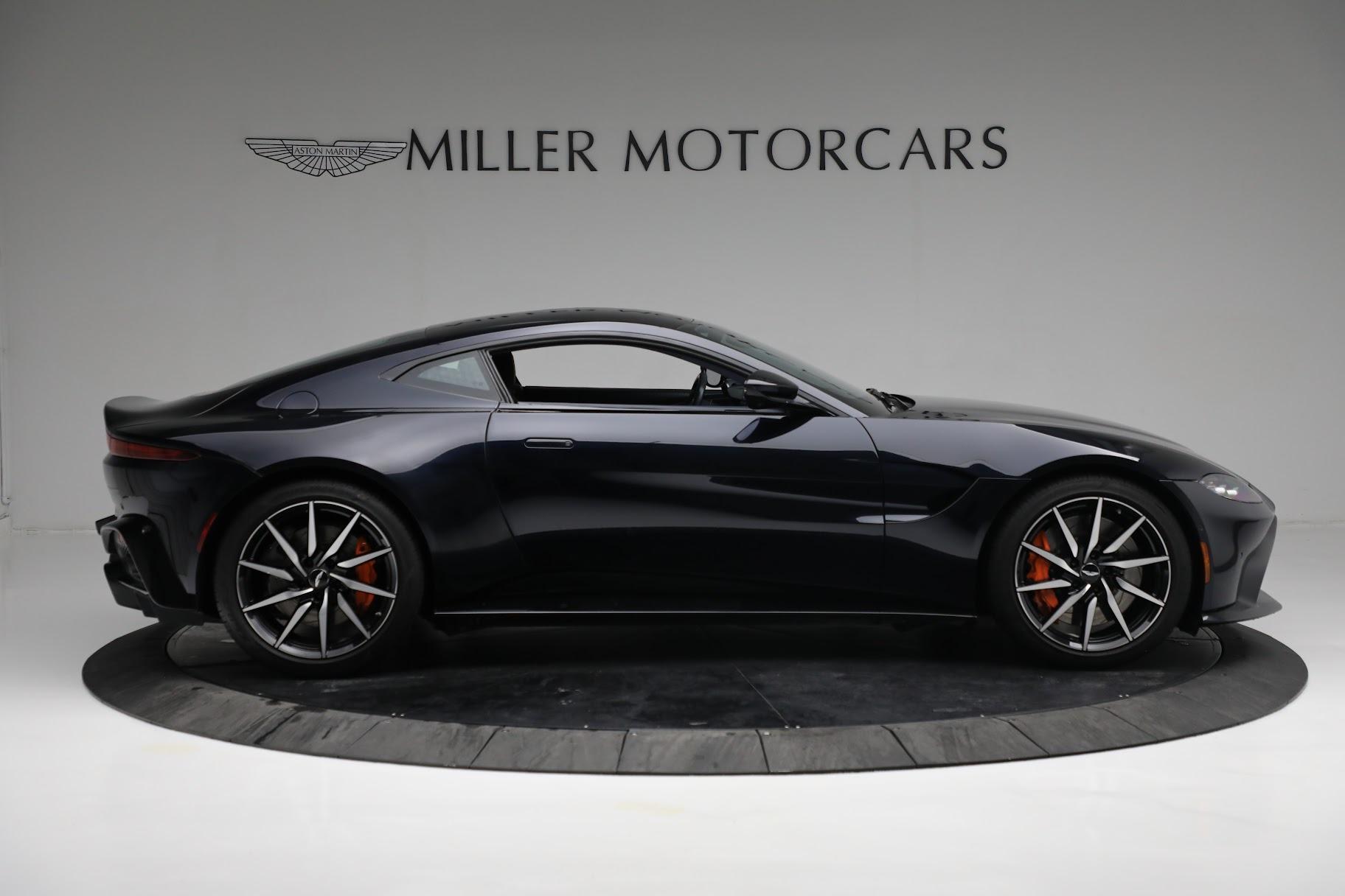 New 2019 Aston Martin Vantage  For Sale In Greenwich, CT. Alfa Romeo of Greenwich, A1321 2756_p8