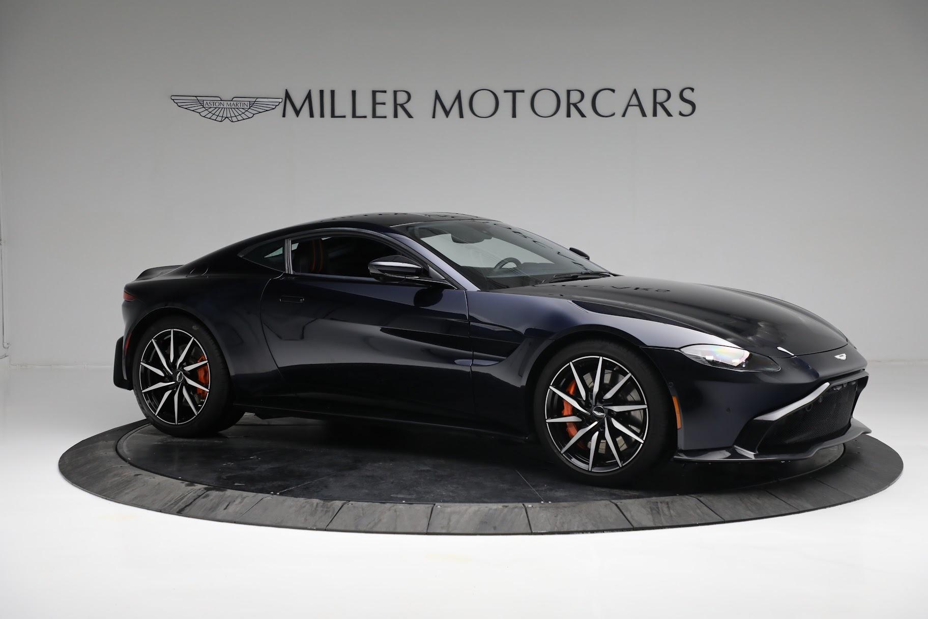 New 2019 Aston Martin Vantage  For Sale In Greenwich, CT. Alfa Romeo of Greenwich, A1321 2756_p9