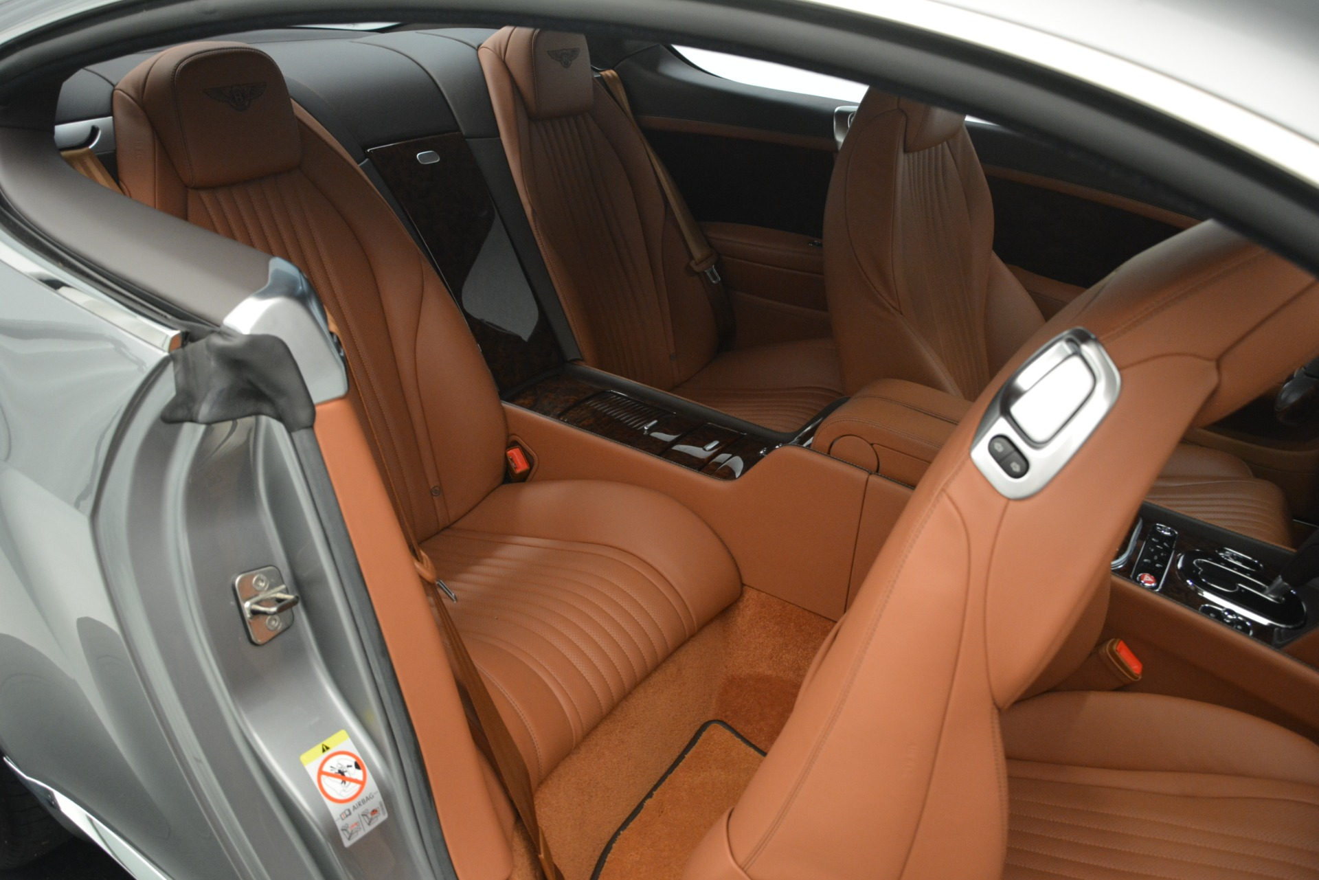 Used 2016 Bentley Continental GT W12 For Sale In Greenwich, CT. Alfa Romeo of Greenwich, 7428 2757_p29