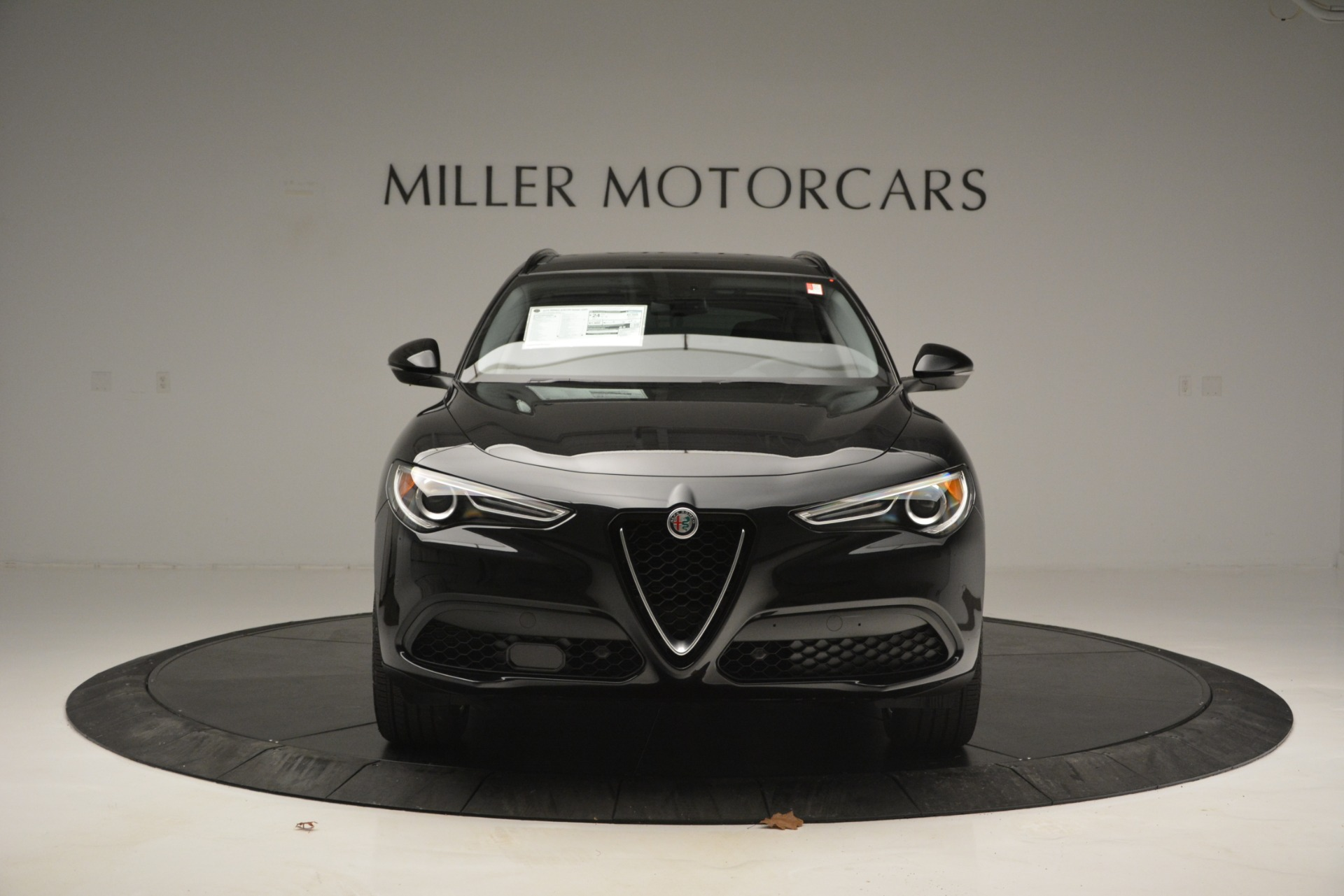 New 2019 Alfa Romeo Stelvio Sport Q4 For Sale In Greenwich, CT. Alfa Romeo of Greenwich, L515 2760_p12