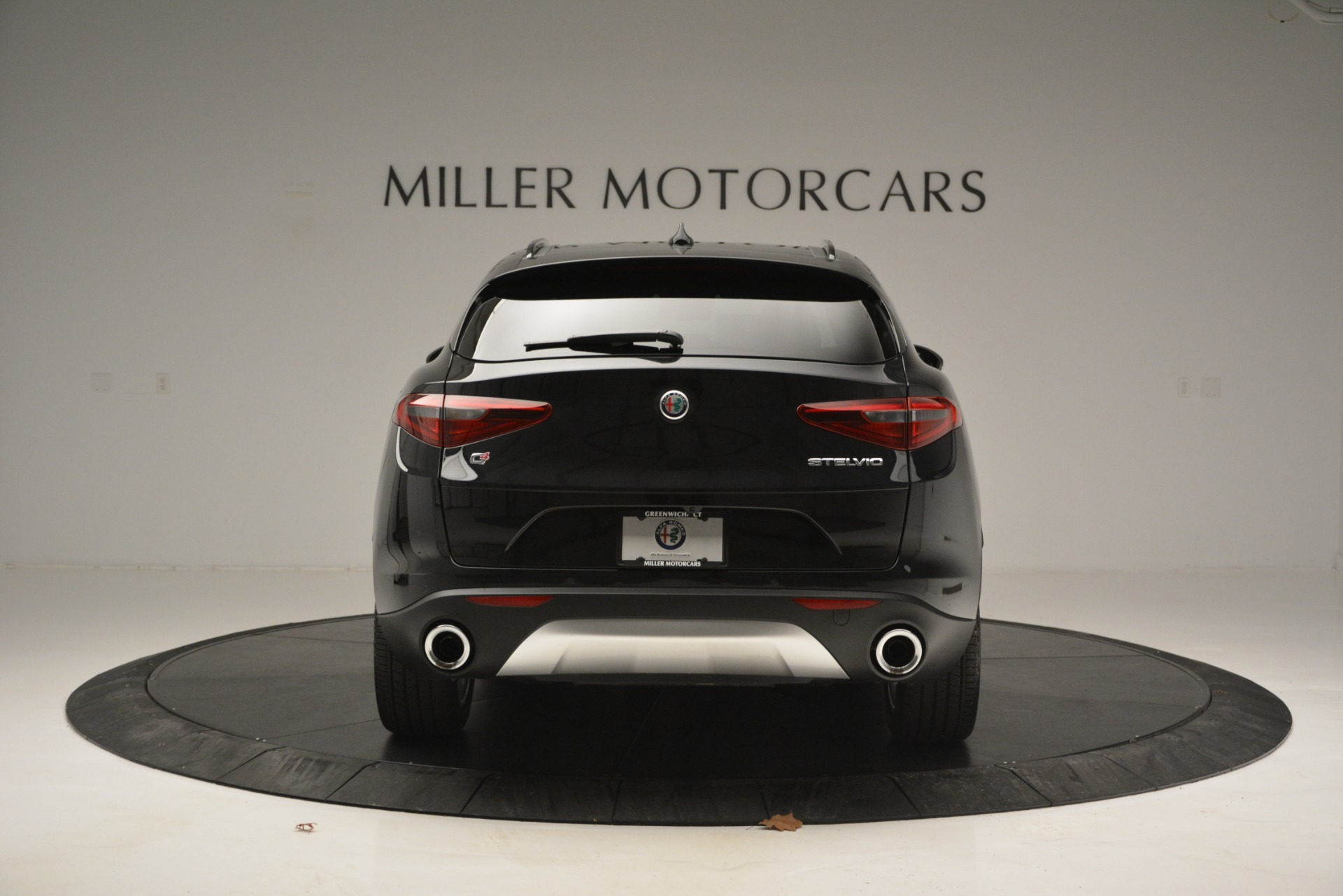 New 2019 Alfa Romeo Stelvio Sport Q4 For Sale In Greenwich, CT. Alfa Romeo of Greenwich, L515 2760_p6