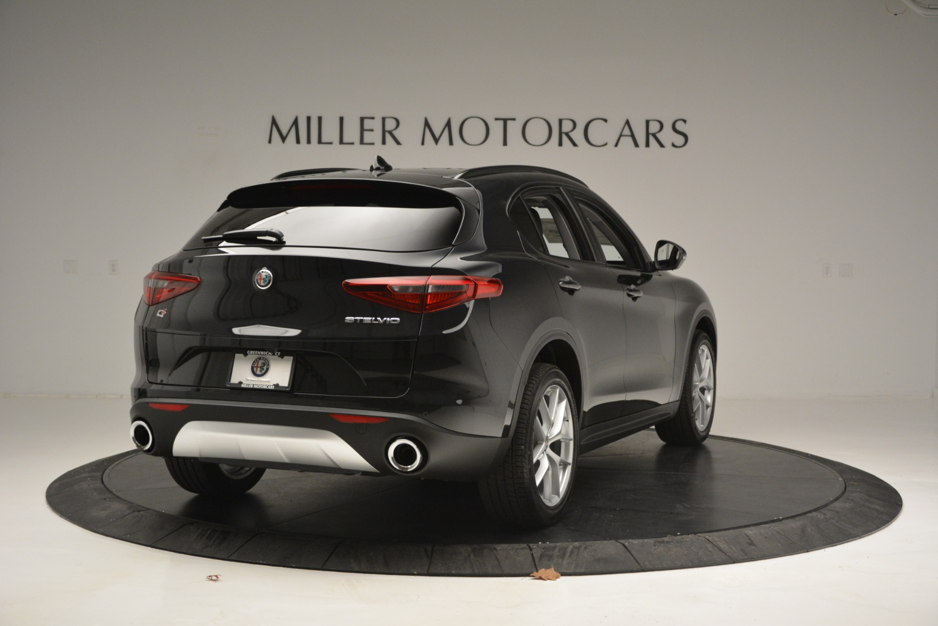 New 2019 Alfa Romeo Stelvio Sport Q4 For Sale In Greenwich, CT. Alfa Romeo of Greenwich, L515 2760_p7