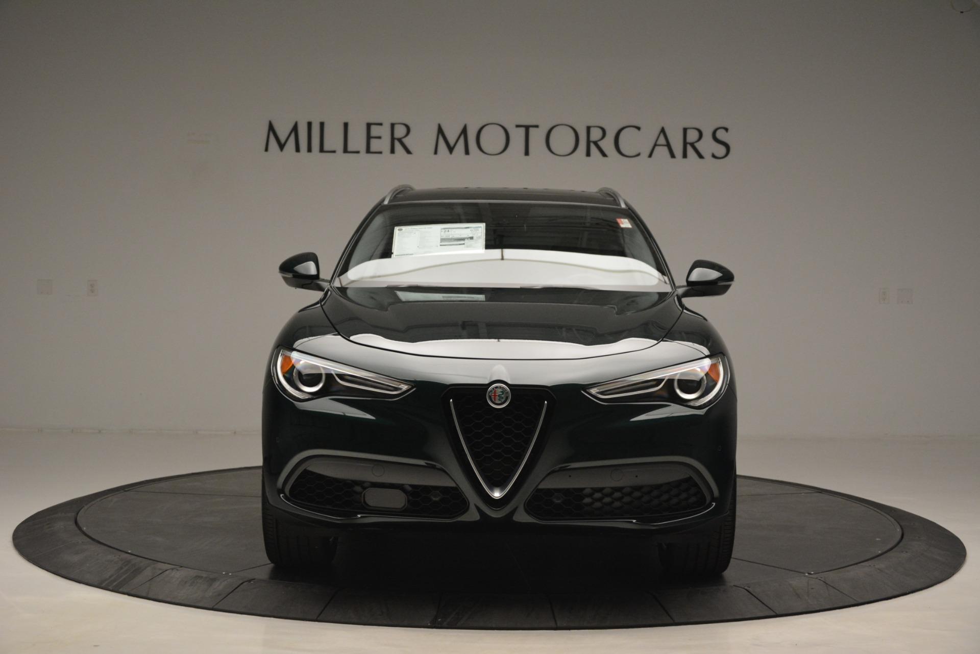 New 2019 Alfa Romeo Stelvio Q4 For Sale In Greenwich, CT. Alfa Romeo of Greenwich, L516 2761_p12