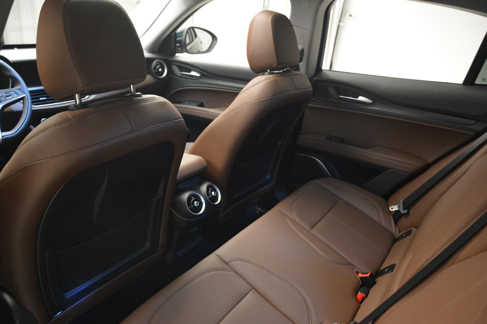New 2019 Alfa Romeo Stelvio Q4 For Sale In Greenwich, CT. Alfa Romeo of Greenwich, L516 2761_p18
