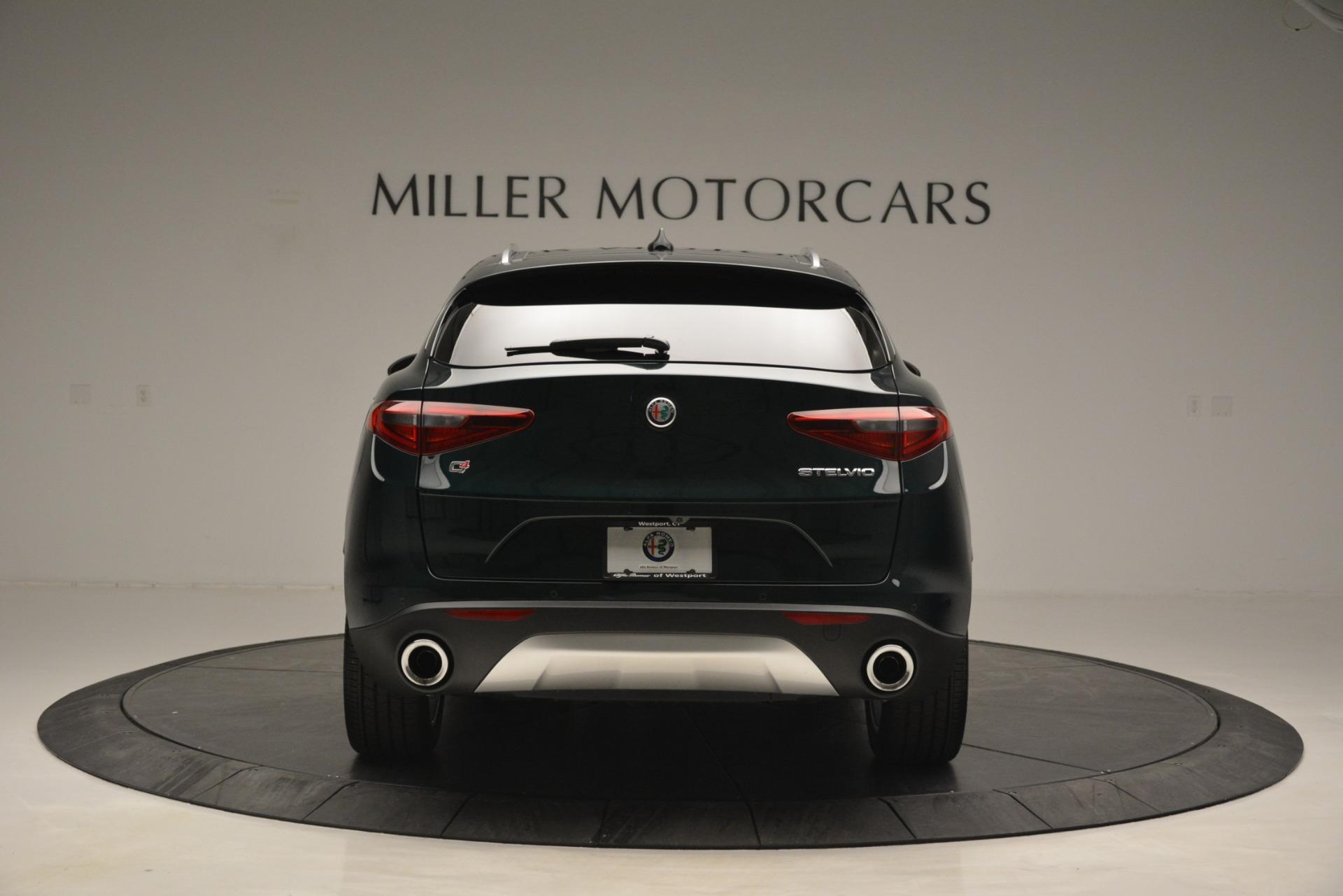 New 2019 Alfa Romeo Stelvio Q4 For Sale In Greenwich, CT. Alfa Romeo of Greenwich, L516 2761_p6