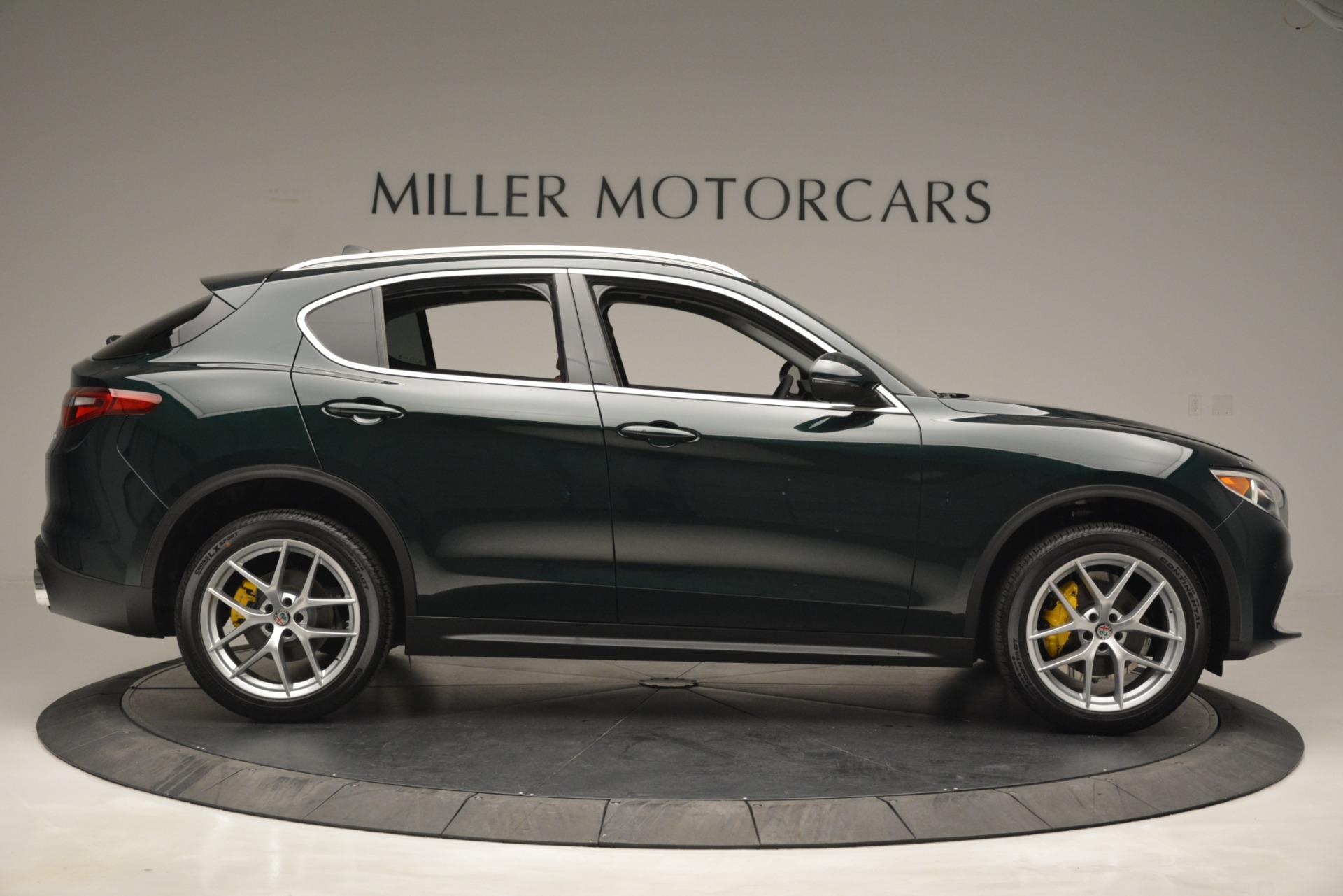 New 2019 Alfa Romeo Stelvio Q4 For Sale In Greenwich, CT. Alfa Romeo of Greenwich, L516 2761_p9