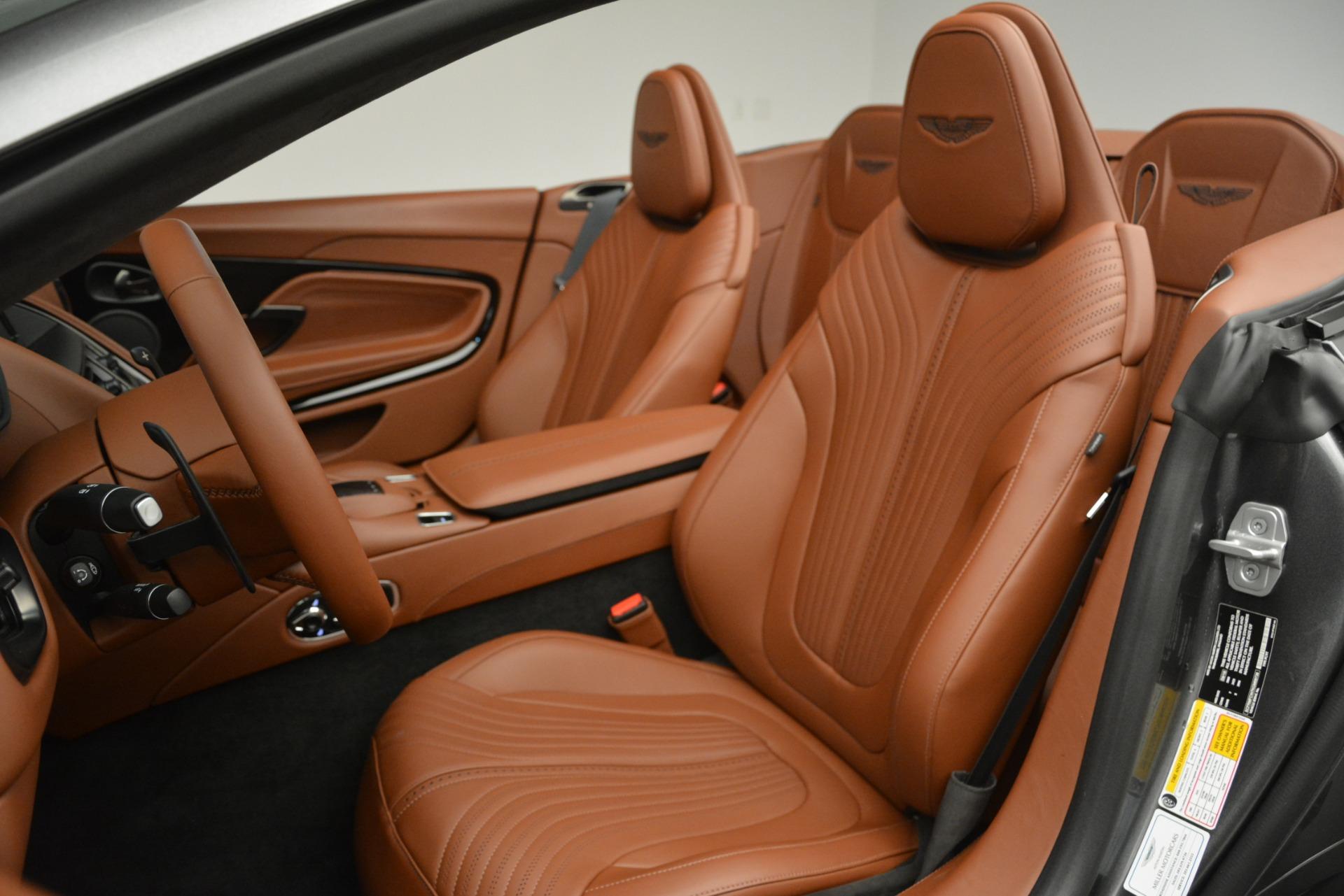 New 2019 Aston Martin DB11 V8 Convertible For Sale In Greenwich, CT. Alfa Romeo of Greenwich, A1330 2762_p21