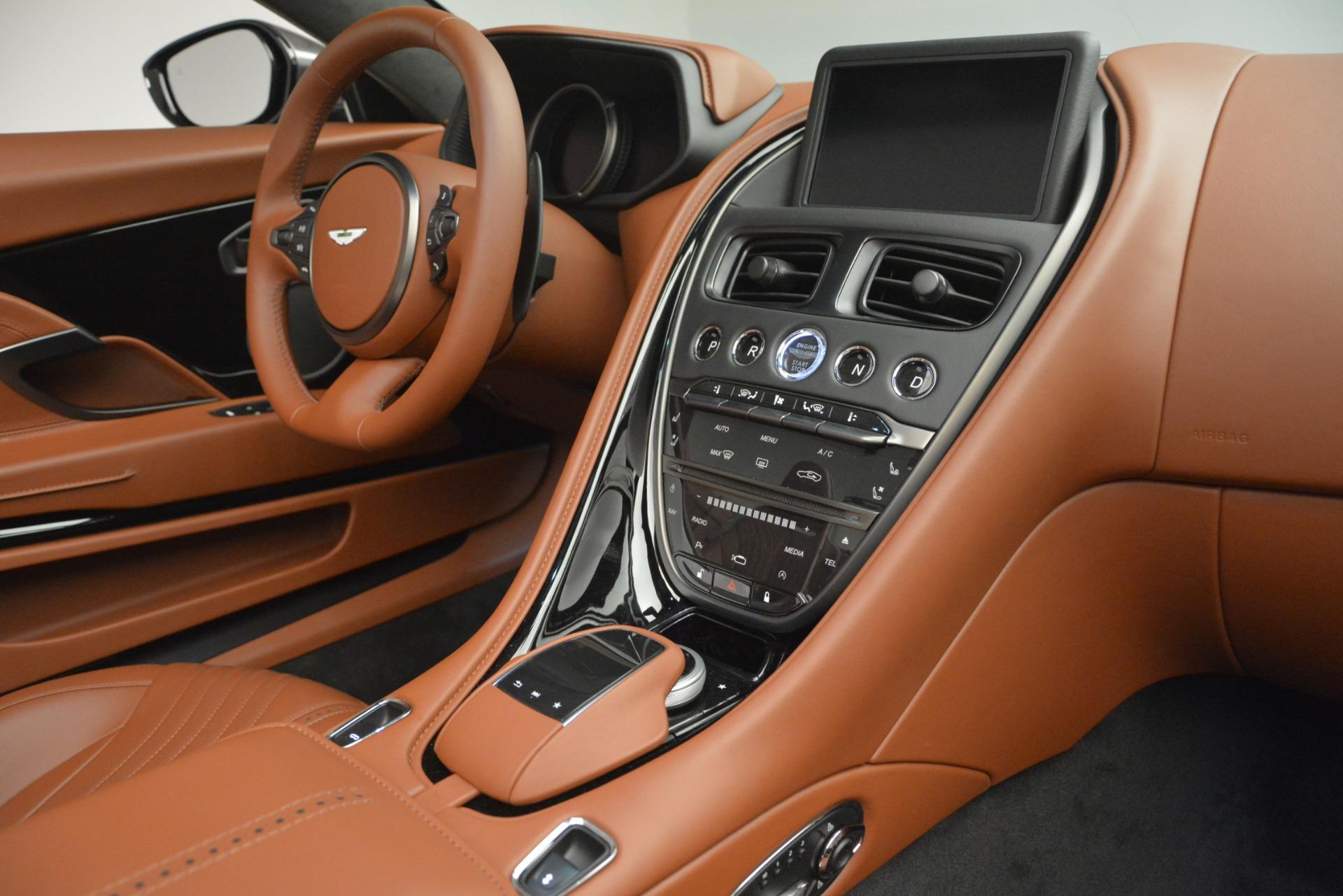 New 2019 Aston Martin DB11 V8 Convertible For Sale In Greenwich, CT. Alfa Romeo of Greenwich, A1330 2762_p23