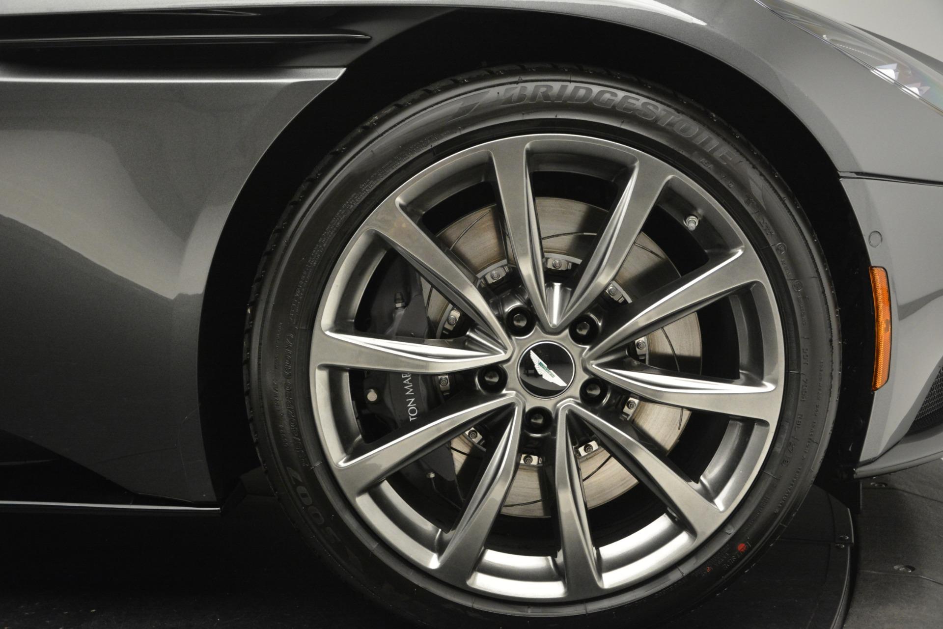 New 2019 Aston Martin DB11 V8 Convertible For Sale In Greenwich, CT. Alfa Romeo of Greenwich, A1330 2762_p25