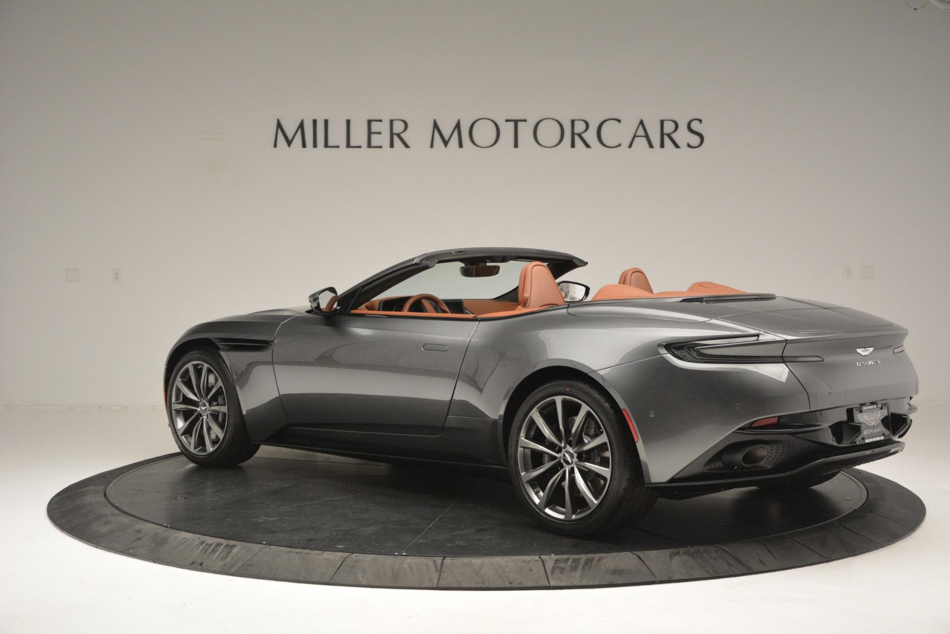 New 2019 Aston Martin DB11 V8 Convertible For Sale In Greenwich, CT. Alfa Romeo of Greenwich, A1330 2762_p3