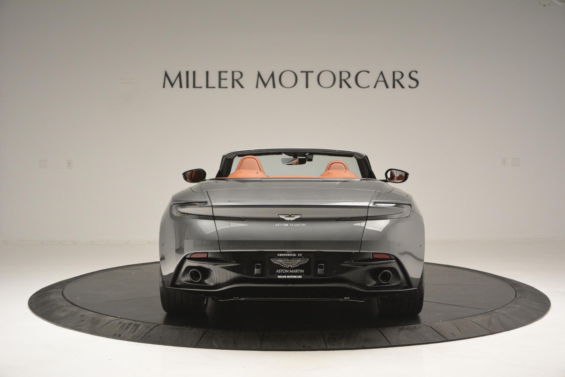 New 2019 Aston Martin DB11 V8 Convertible For Sale In Greenwich, CT. Alfa Romeo of Greenwich, A1330 2762_p5