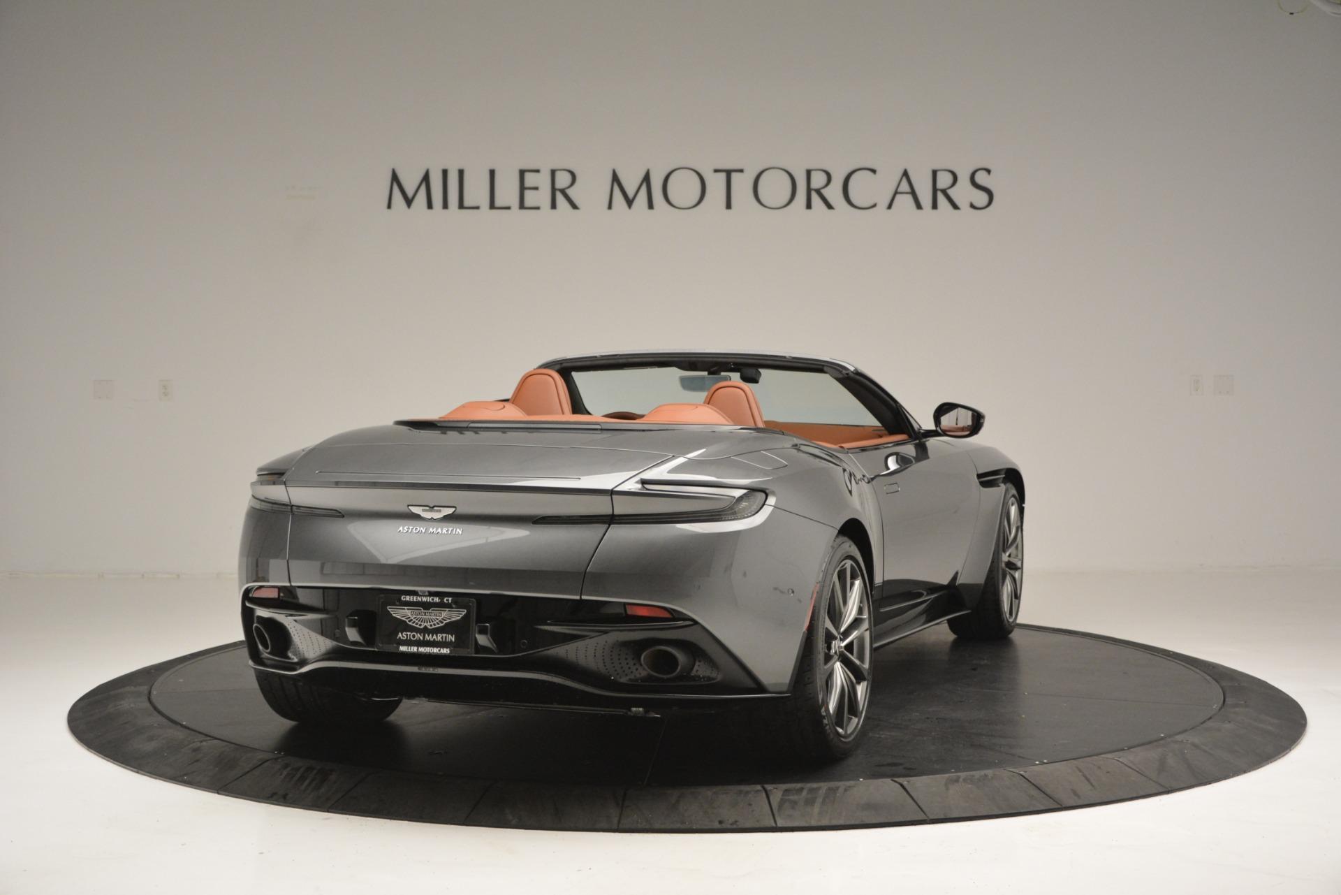 New 2019 Aston Martin DB11 V8 Convertible For Sale In Greenwich, CT. Alfa Romeo of Greenwich, A1330 2762_p6