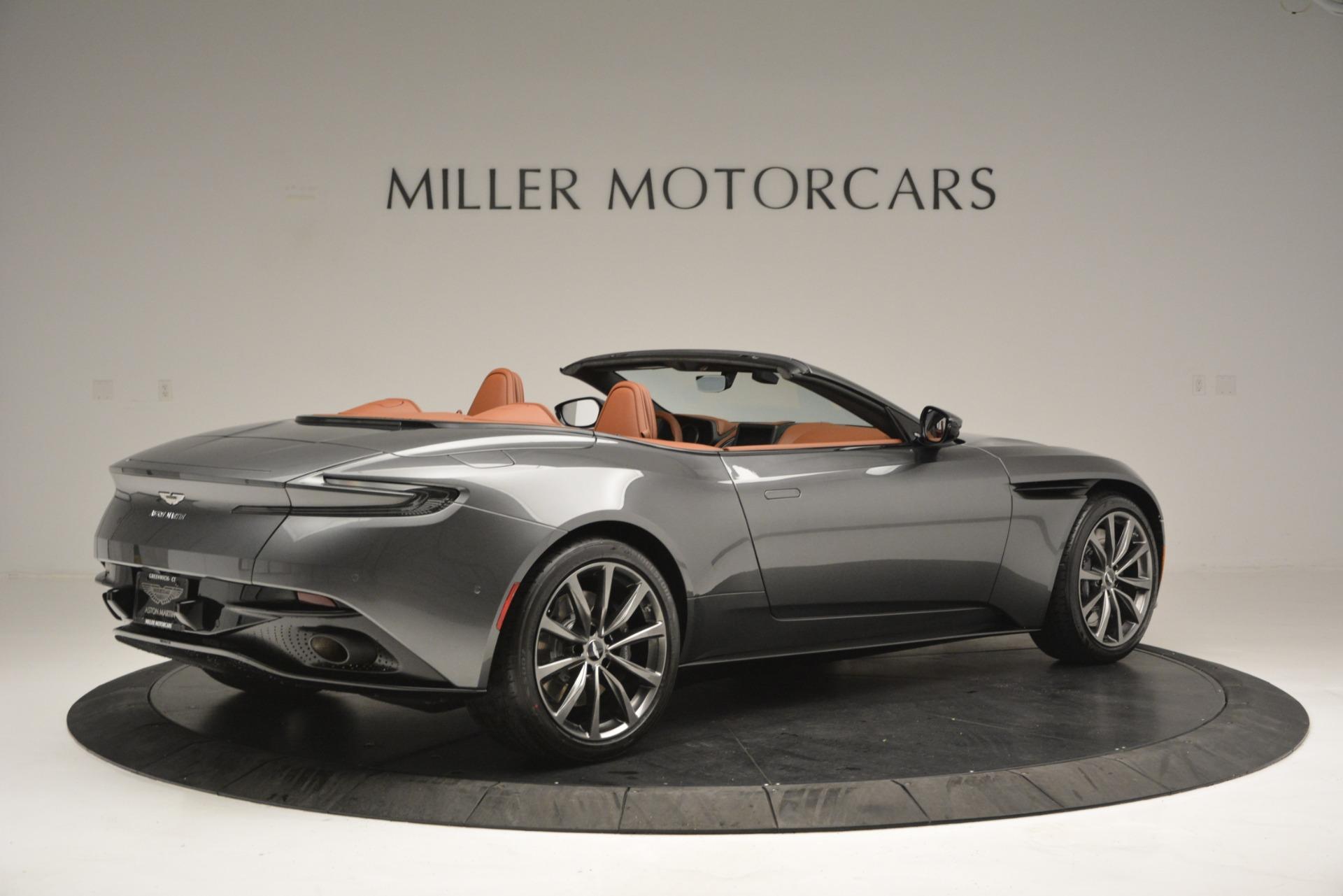 New 2019 Aston Martin DB11 V8 Convertible For Sale In Greenwich, CT. Alfa Romeo of Greenwich, A1330 2762_p7