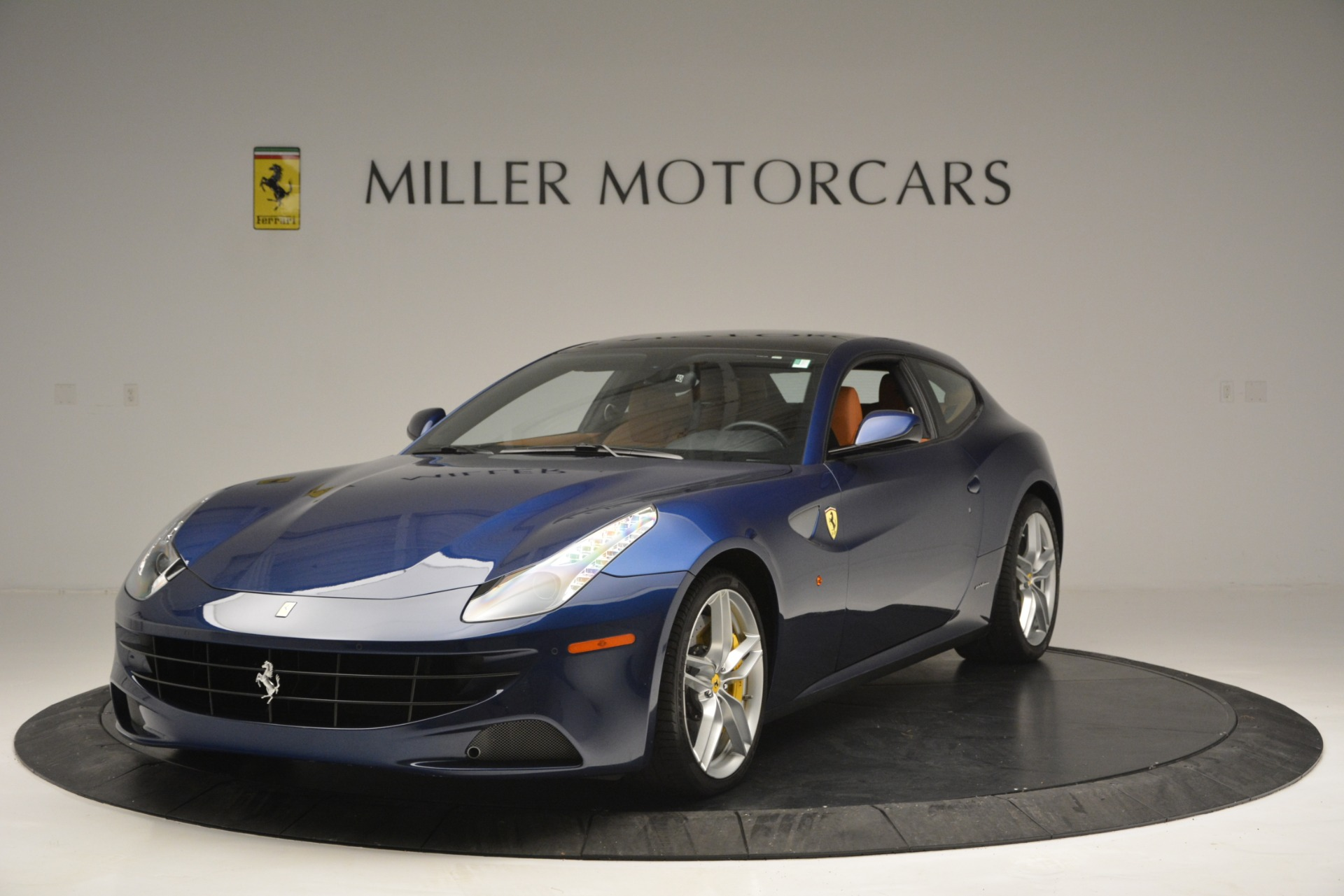 Used 2016 Ferrari FF  For Sale In Greenwich, CT. Alfa Romeo of Greenwich, 4520 2763_main