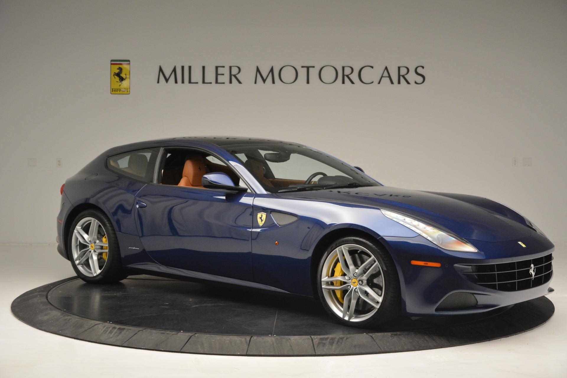 Used 2016 Ferrari FF  For Sale In Greenwich, CT. Alfa Romeo of Greenwich, 4520 2763_p10