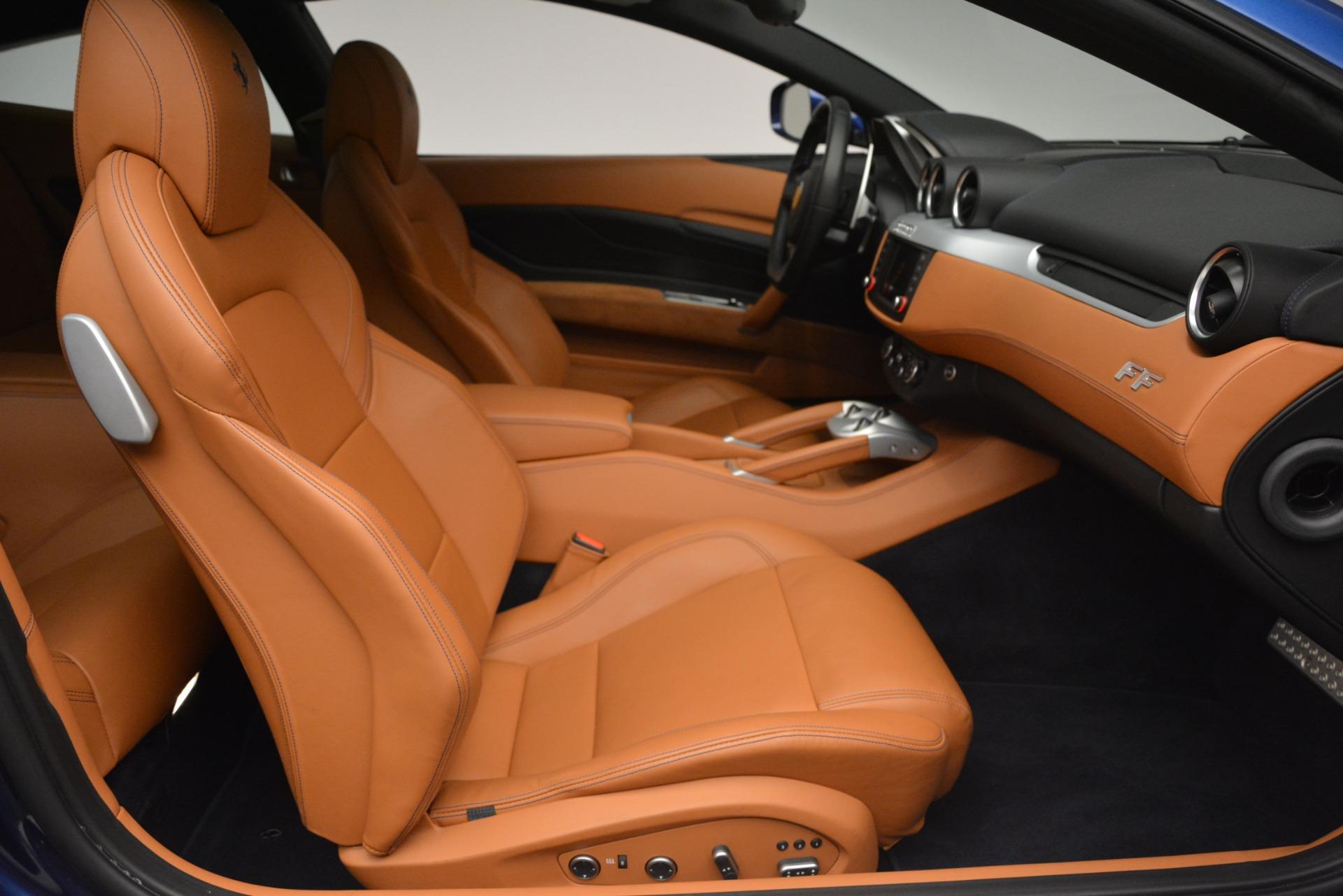 Used 2016 Ferrari FF  For Sale In Greenwich, CT. Alfa Romeo of Greenwich, 4520 2763_p19