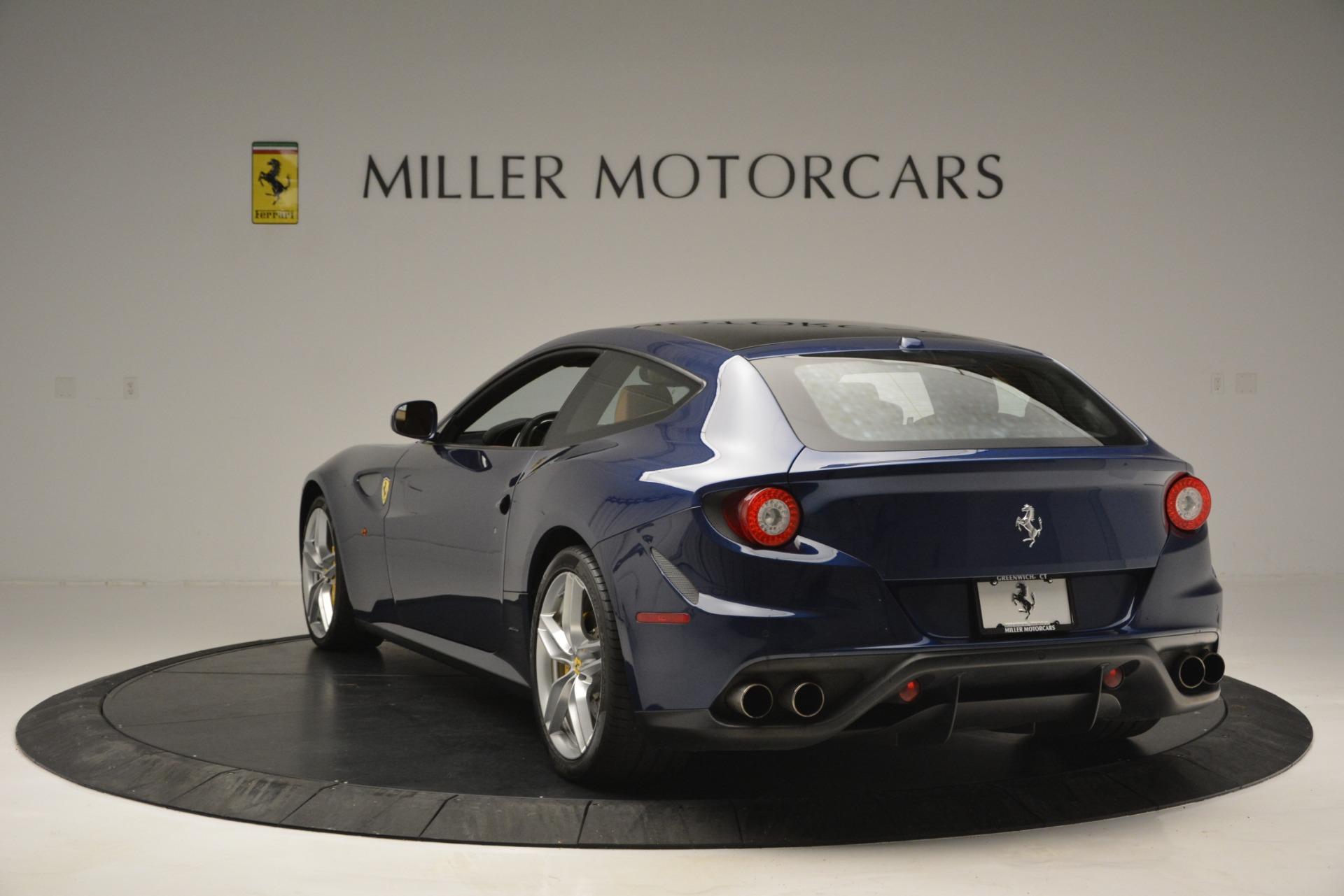 Used 2016 Ferrari FF  For Sale In Greenwich, CT. Alfa Romeo of Greenwich, 4520 2763_p5