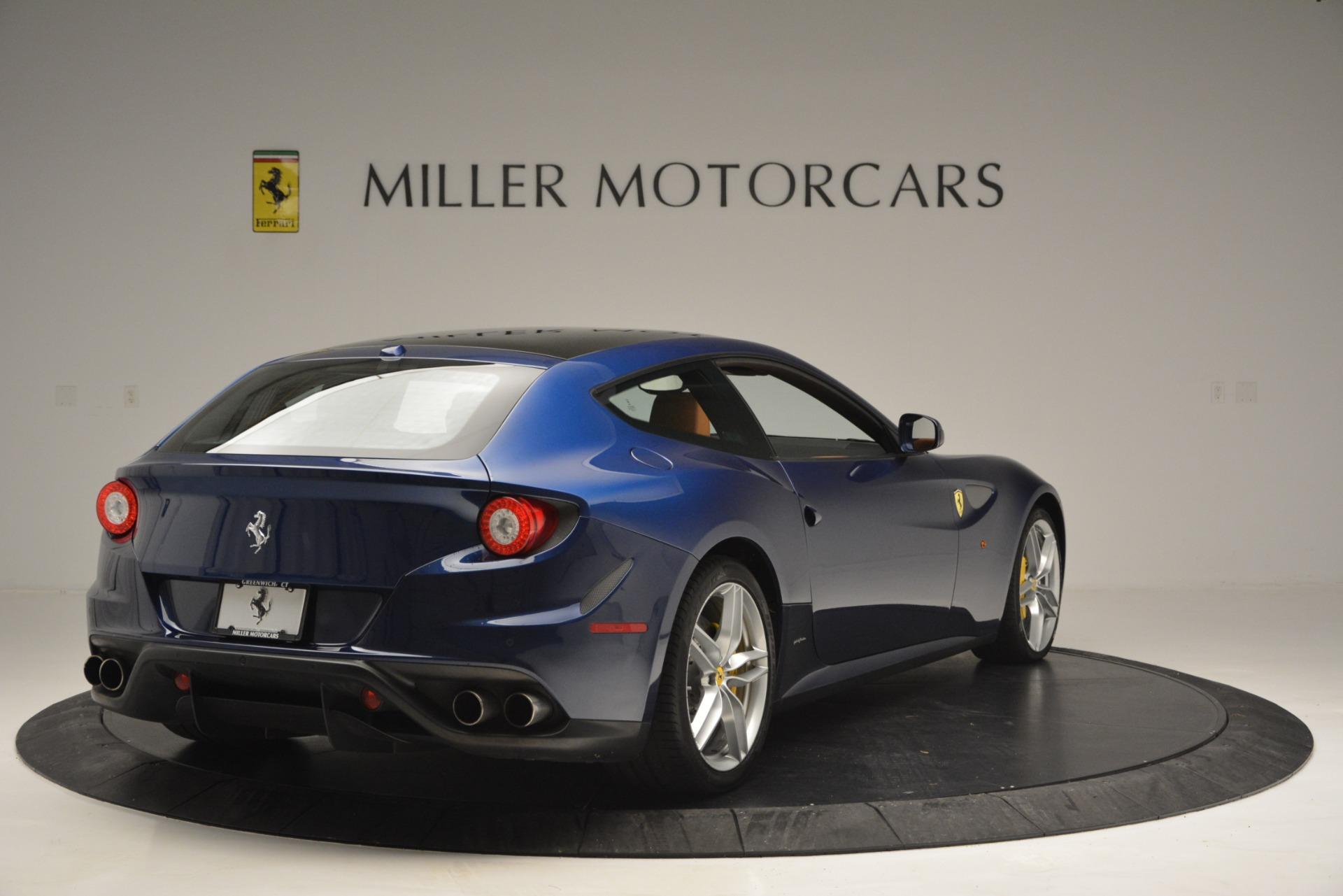 Used 2016 Ferrari FF  For Sale In Greenwich, CT. Alfa Romeo of Greenwich, 4520 2763_p7