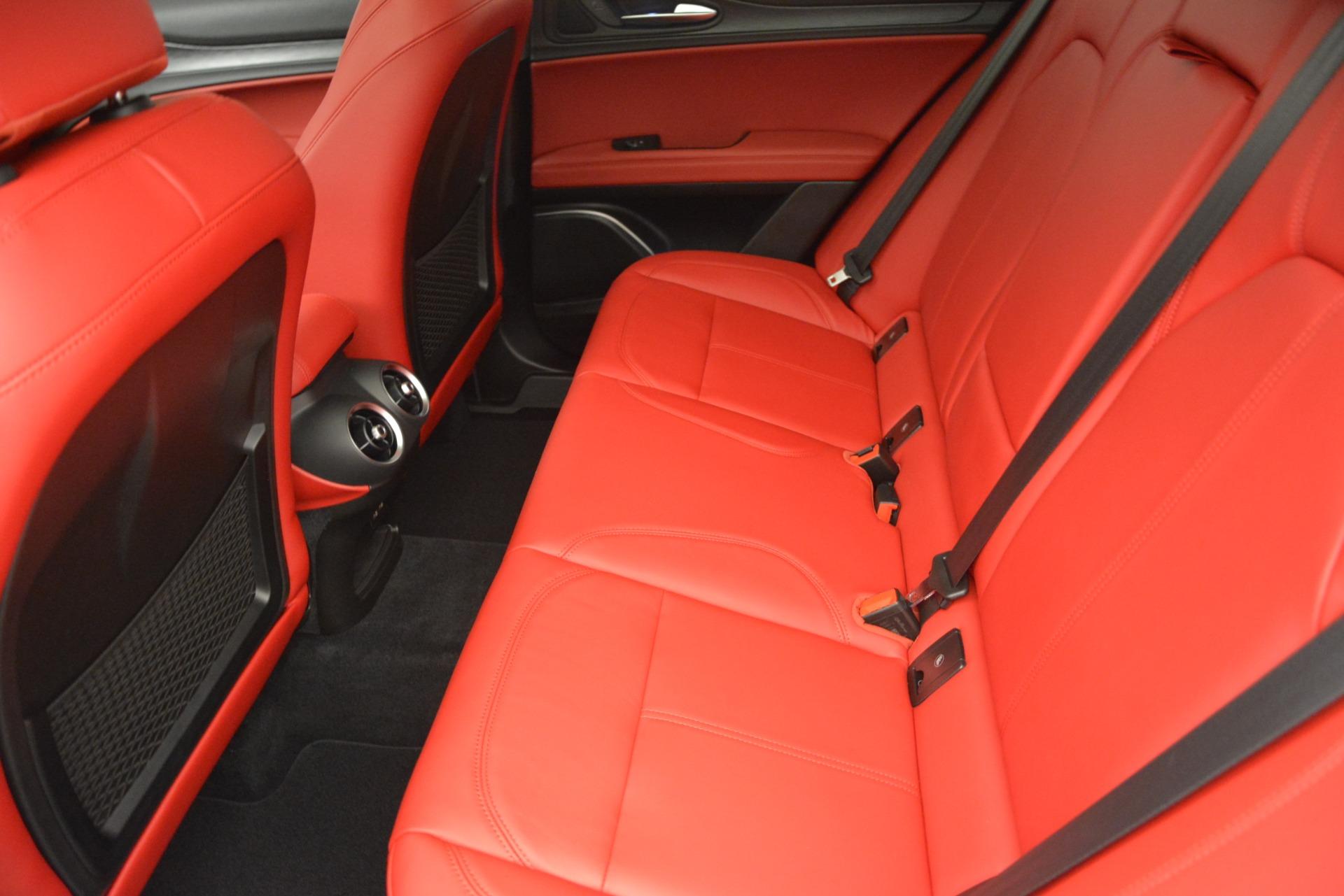New 2019 Alfa Romeo Stelvio  For Sale In Greenwich, CT. Alfa Romeo of Greenwich, L530 2764_p18