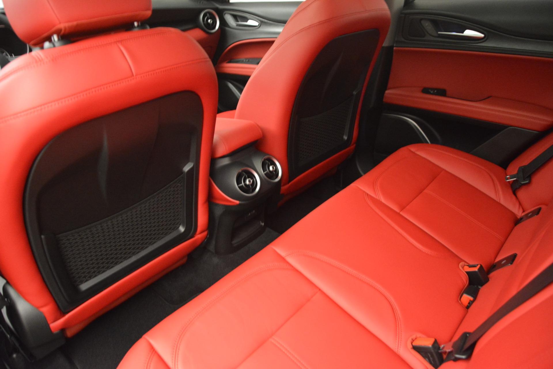 New 2019 Alfa Romeo Stelvio  For Sale In Greenwich, CT. Alfa Romeo of Greenwich, L530 2764_p19