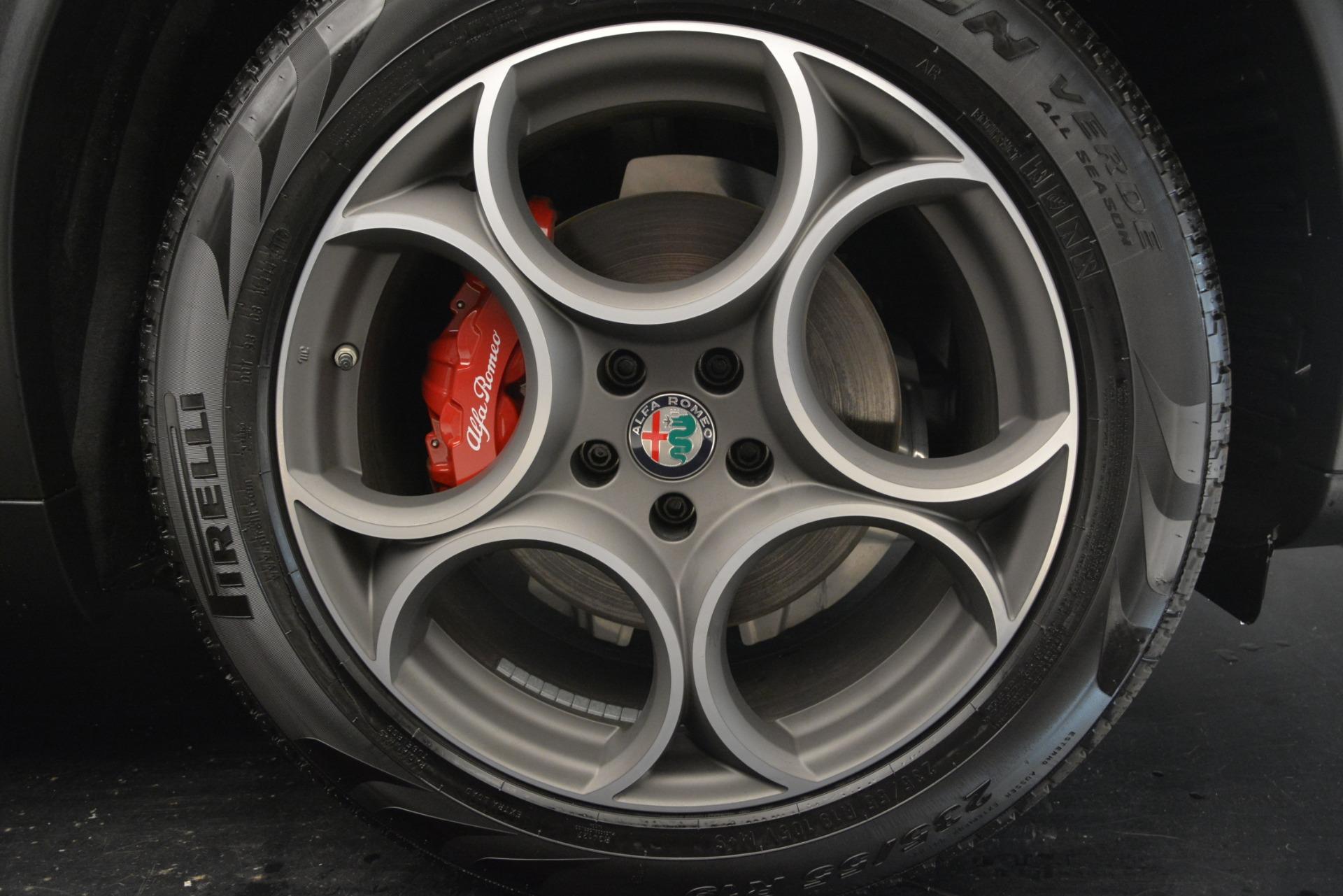 New 2019 Alfa Romeo Stelvio  For Sale In Greenwich, CT. Alfa Romeo of Greenwich, L530 2764_p26