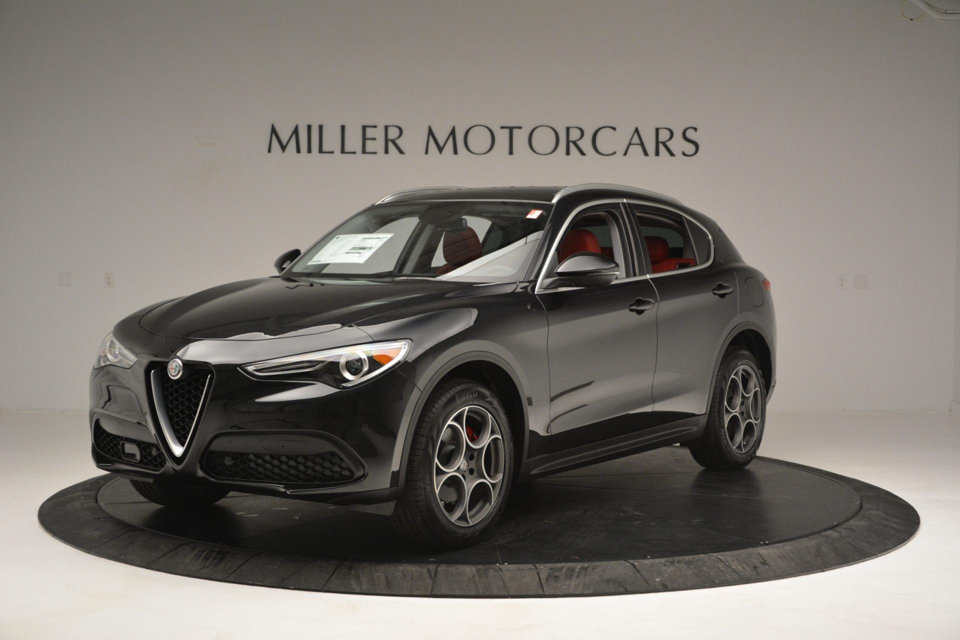 New 2019 Alfa Romeo Stelvio  For Sale In Greenwich, CT. Alfa Romeo of Greenwich, L530 2764_p2