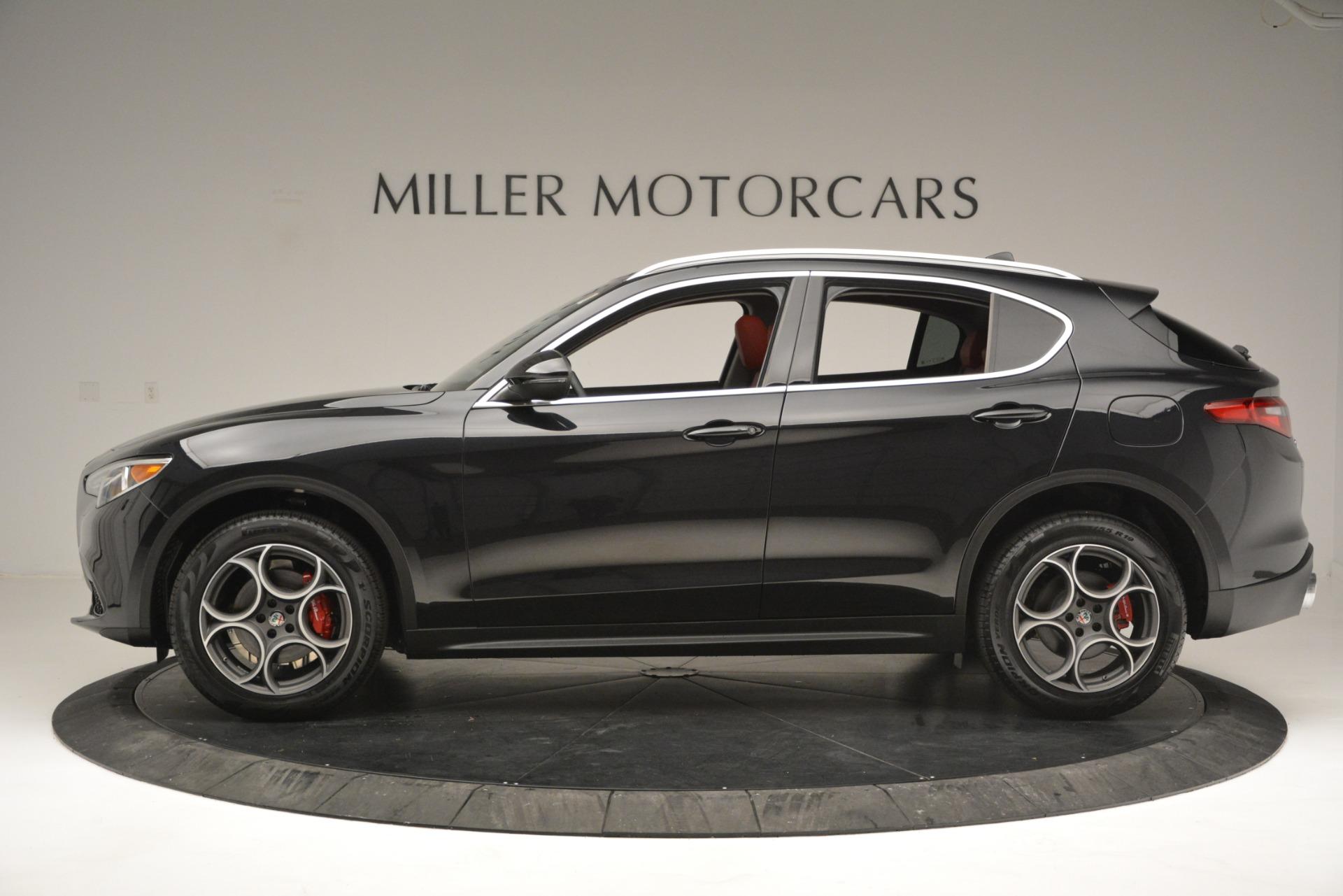 New 2019 Alfa Romeo Stelvio  For Sale In Greenwich, CT. Alfa Romeo of Greenwich, L530 2764_p4