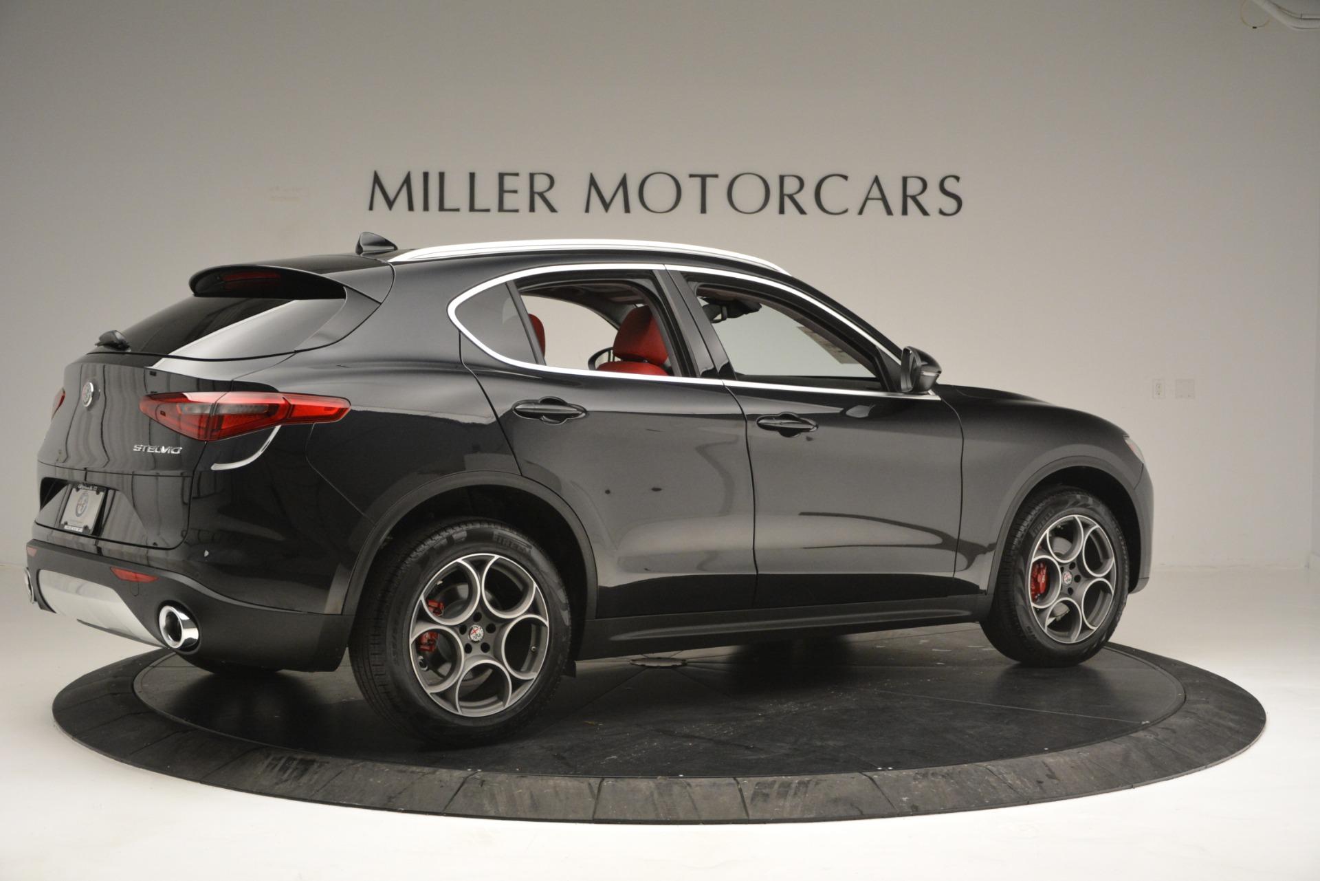 New 2019 Alfa Romeo Stelvio  For Sale In Greenwich, CT. Alfa Romeo of Greenwich, L530 2764_p9