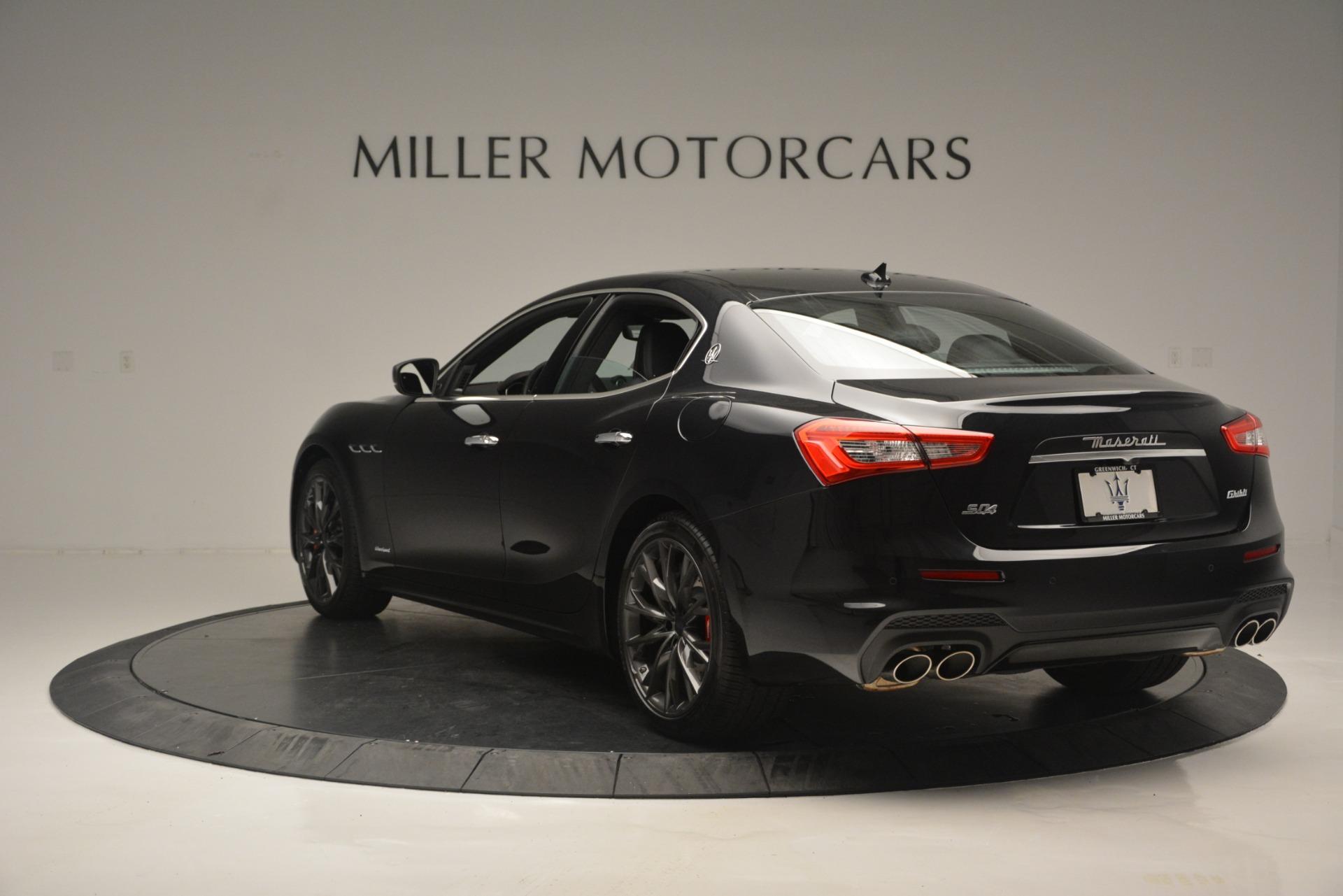 New 2019 Maserati Ghibli S Q4 GranSport For Sale In Greenwich, CT. Alfa Romeo of Greenwich, M2219 2765_p5