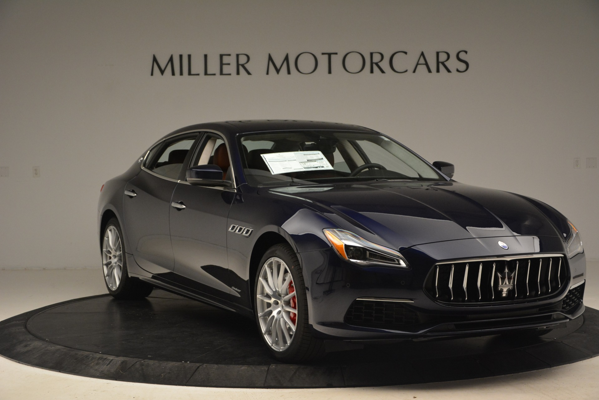 New 2019 Maserati Quattroporte S Q4 GranLusso For Sale In Greenwich, CT. Alfa Romeo of Greenwich, W631 2767_p11