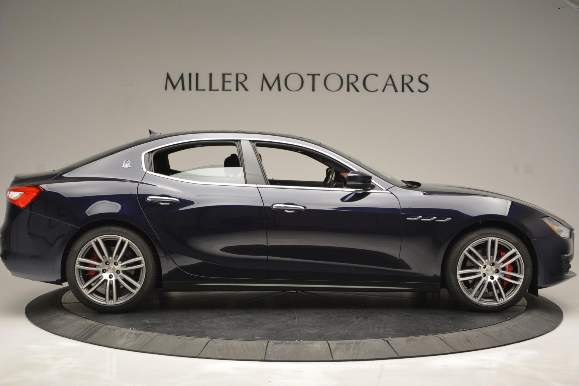 New 2019 Maserati Ghibli S Q4 For Sale In Greenwich, CT. Alfa Romeo of Greenwich, W627 2768_p9