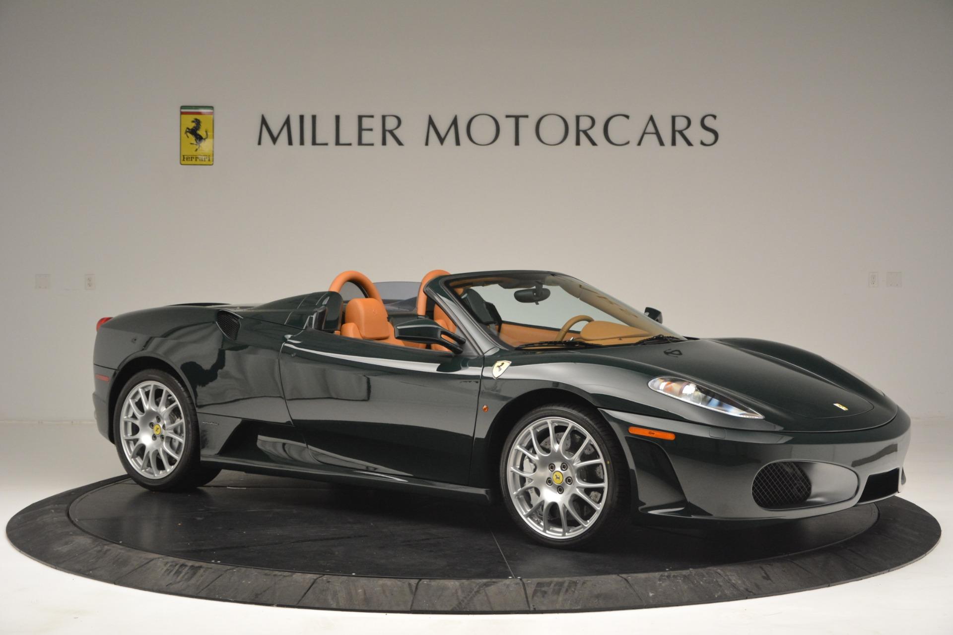Used 2005 Ferrari F430 Spider For Sale In Greenwich, CT. Alfa Romeo of Greenwich, 4522 2771_p10