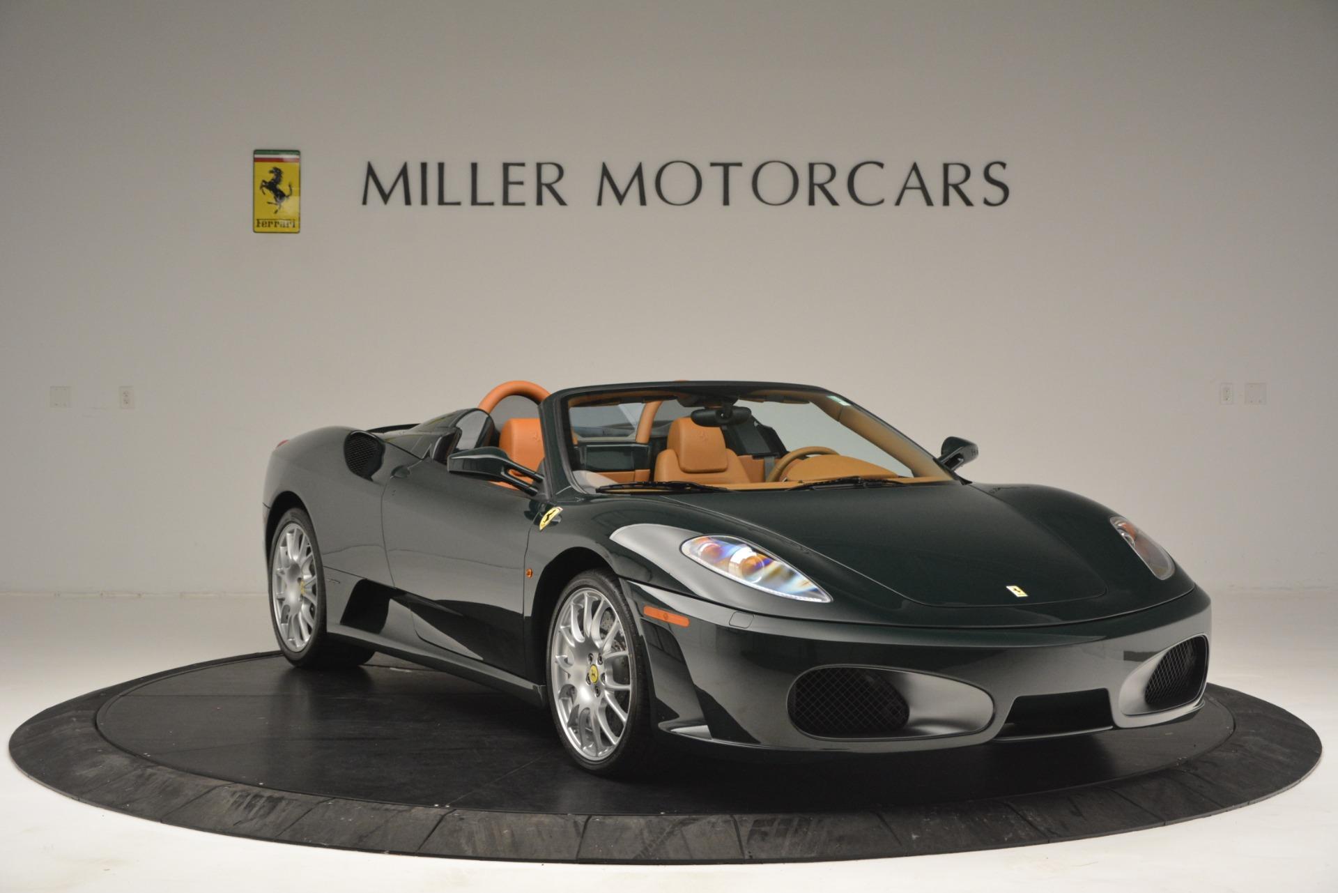 Used 2005 Ferrari F430 Spider For Sale In Greenwich, CT. Alfa Romeo of Greenwich, 4522 2771_p11