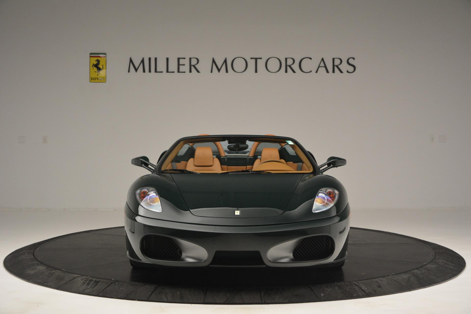 Used 2005 Ferrari F430 Spider For Sale In Greenwich, CT. Alfa Romeo of Greenwich, 4522 2771_p12