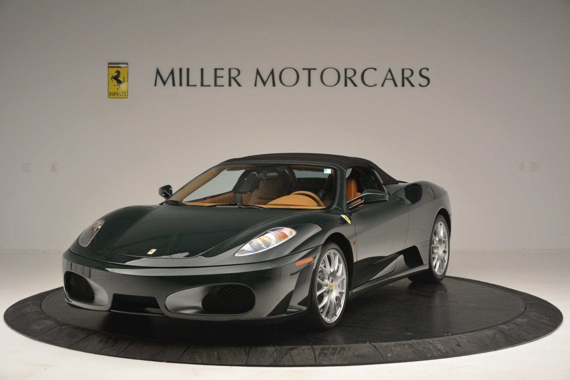 Used 2005 Ferrari F430 Spider For Sale In Greenwich, CT. Alfa Romeo of Greenwich, 4522 2771_p13